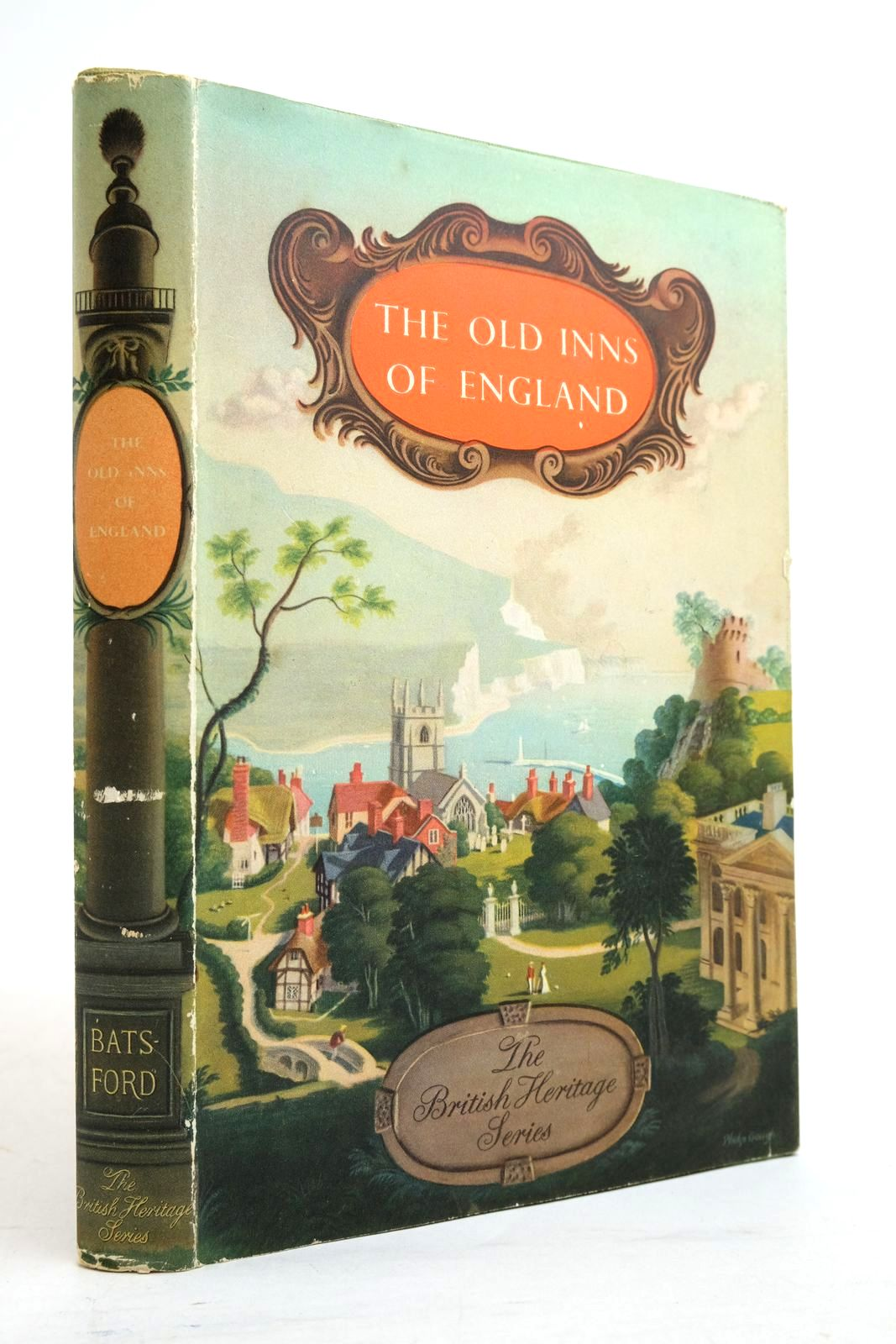 Photo of THE OLD INNS OF ENGLAND written by Richardson, A.E. published by B.T. Batsford (STOCK CODE: 2134696)  for sale by Stella & Rose's Books