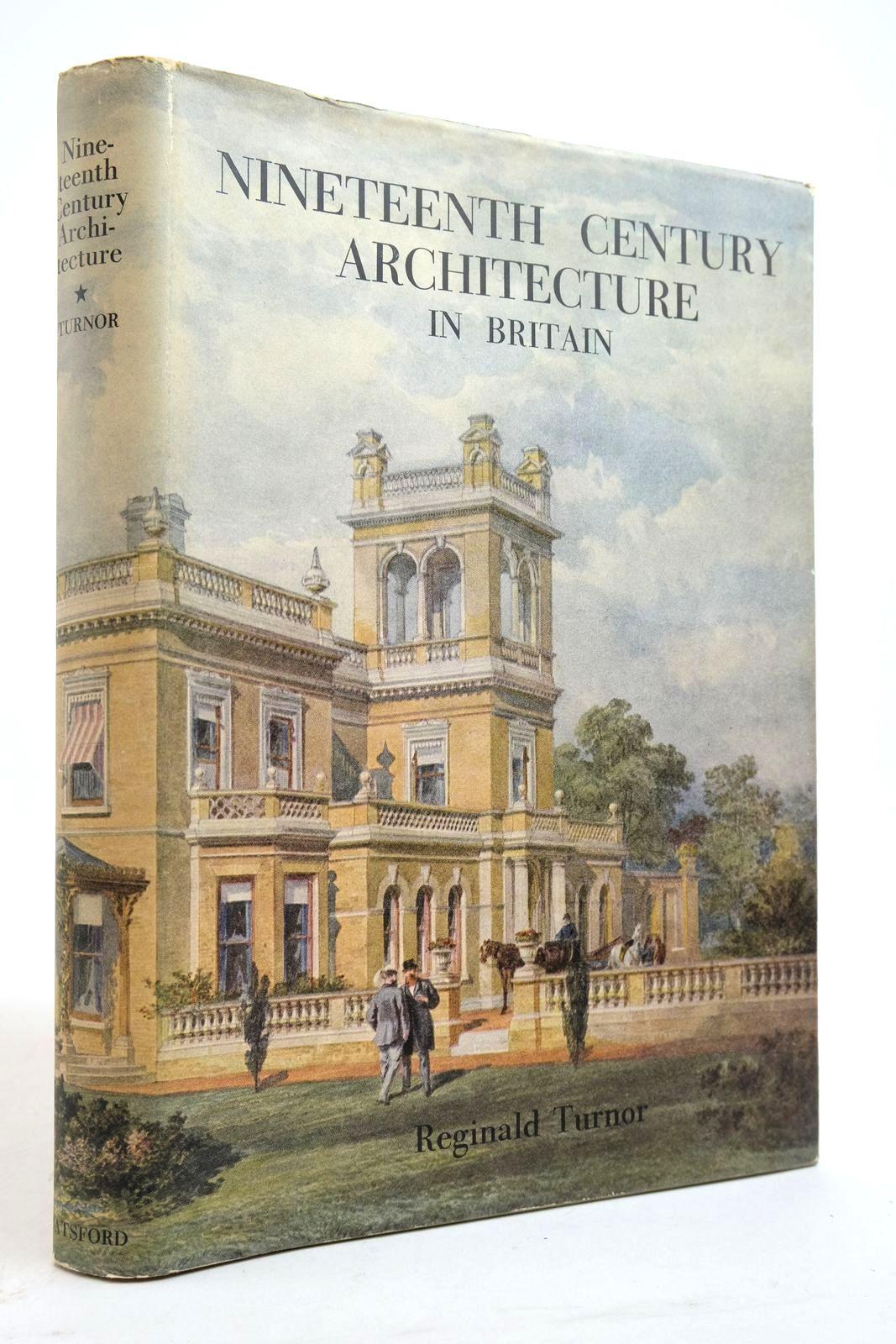 Photo of NINETEENTH CENTURY ARCHITECTURE IN BRITAIN- Stock Number: 2134702