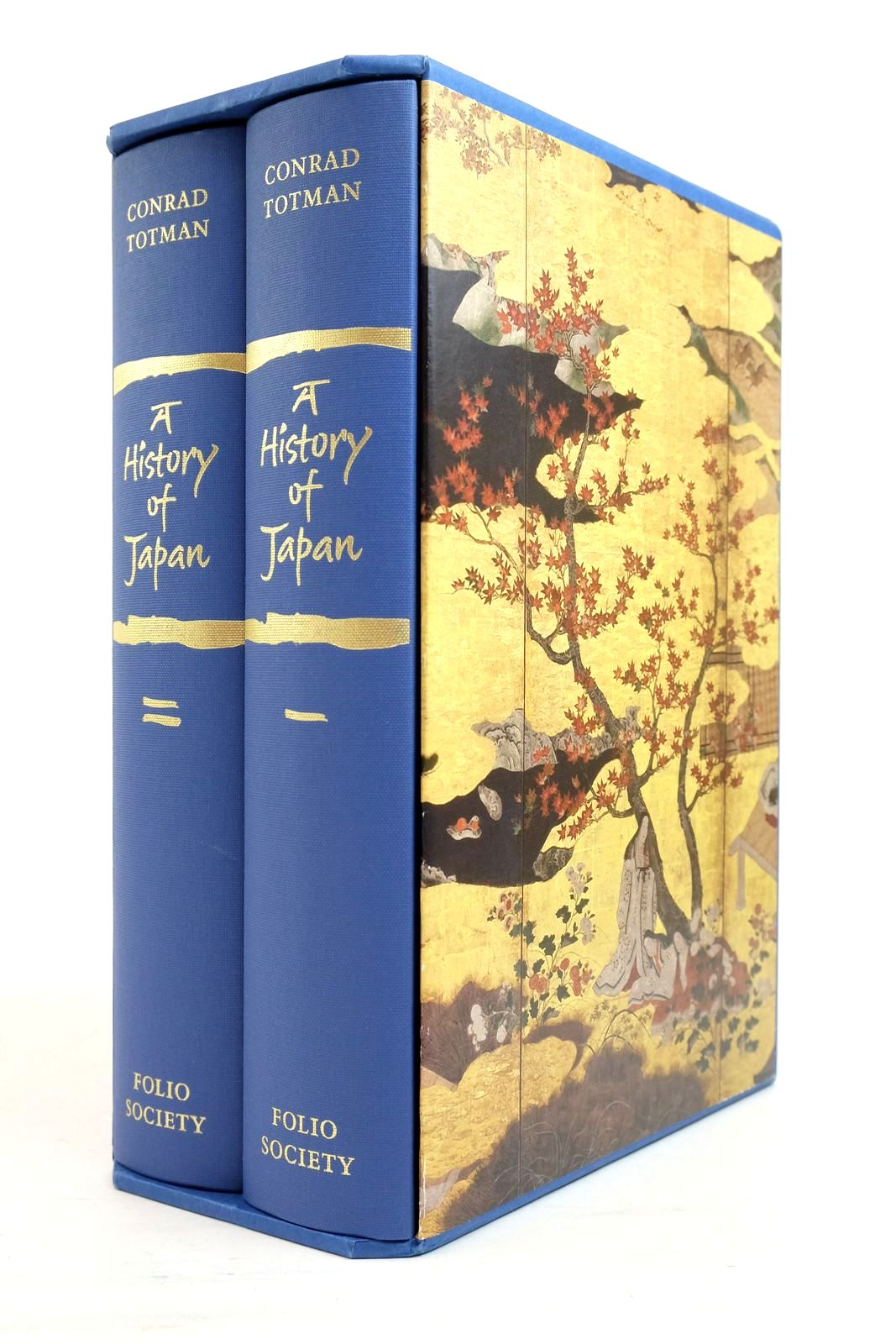 Photo of A HISTORY OF JAPAN (2 VOLUMES)- Stock Number: 2134707