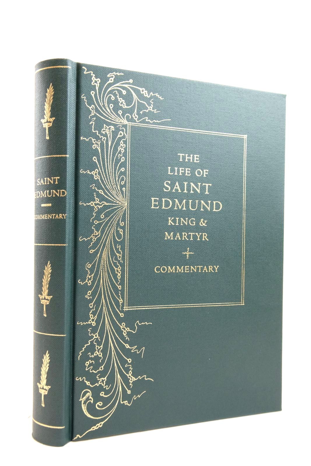Photo of THE LIFE OF SAINT EDMUND KING & MARTYR written by Lydgate, John Edwards, A.S.G. published by Folio Society (STOCK CODE: 2134708)  for sale by Stella & Rose's Books