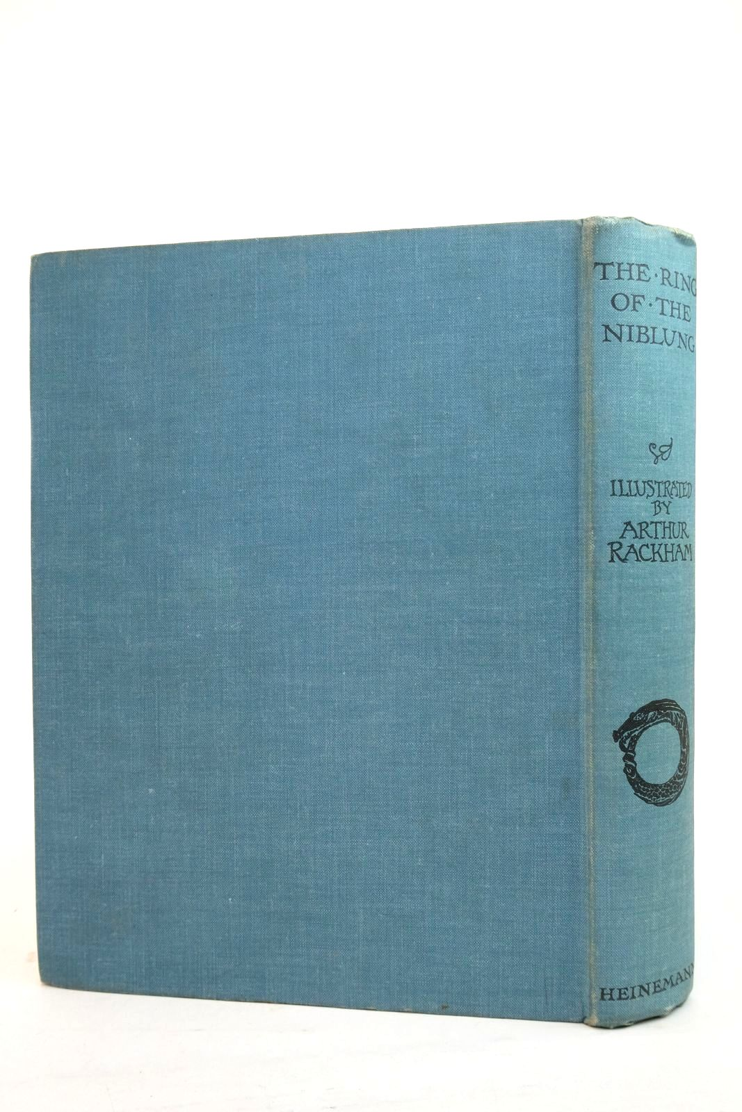 Photo of THE RING OF THE NIBLUNG written by Wagner, Richard illustrated by Rackham, Arthur published by William Heinemann Ltd. (STOCK CODE: 2134711)  for sale by Stella & Rose's Books