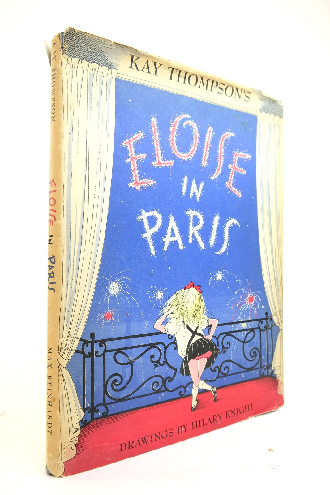 Photo of ELOISE IN PARIS- Stock Number: 2134712