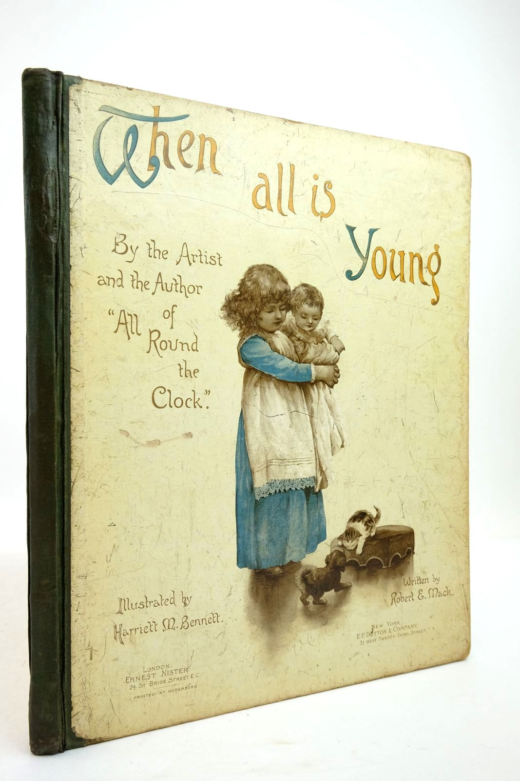 Photo of WHEN ALL IS YOUNG- Stock Number: 2134716