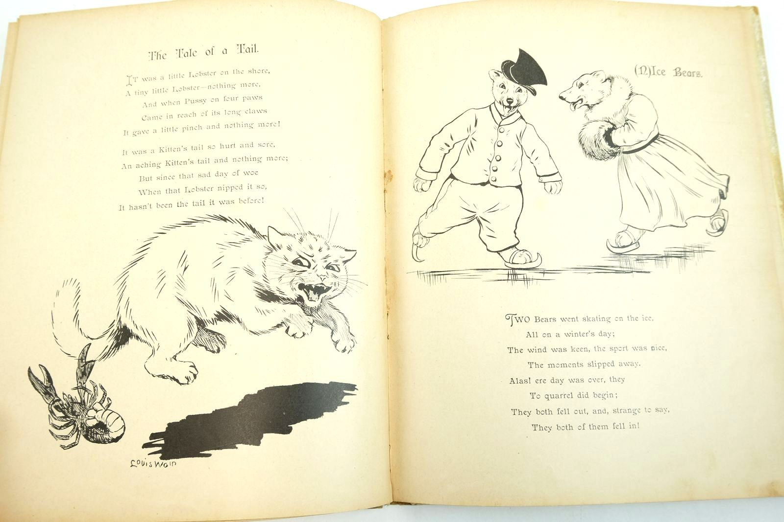 Photo of THE DANDY LION written by Bingham, Clifton illustrated by Wain, Louis published by Ernest Nister (STOCK CODE: 2134718)  for sale by Stella & Rose's Books