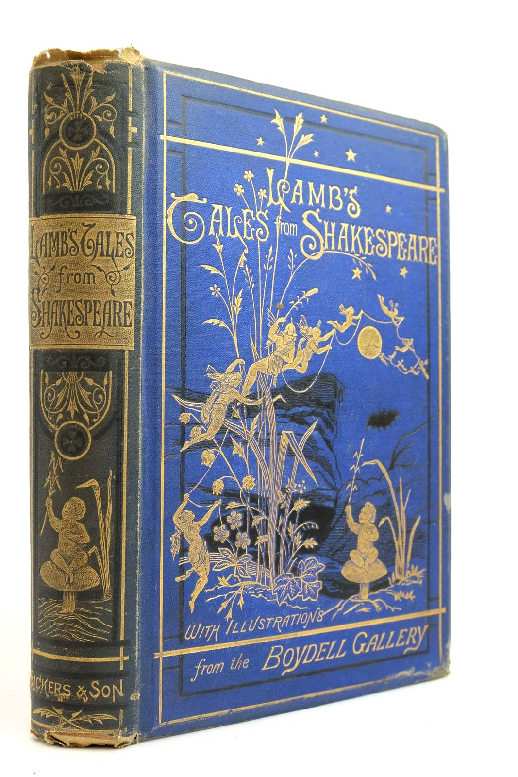 Photo of TALES FROM SHAKESPEARE written by Lamb, Charles Lamb, Mary published by Bickers & Son (STOCK CODE: 2134722)  for sale by Stella & Rose's Books