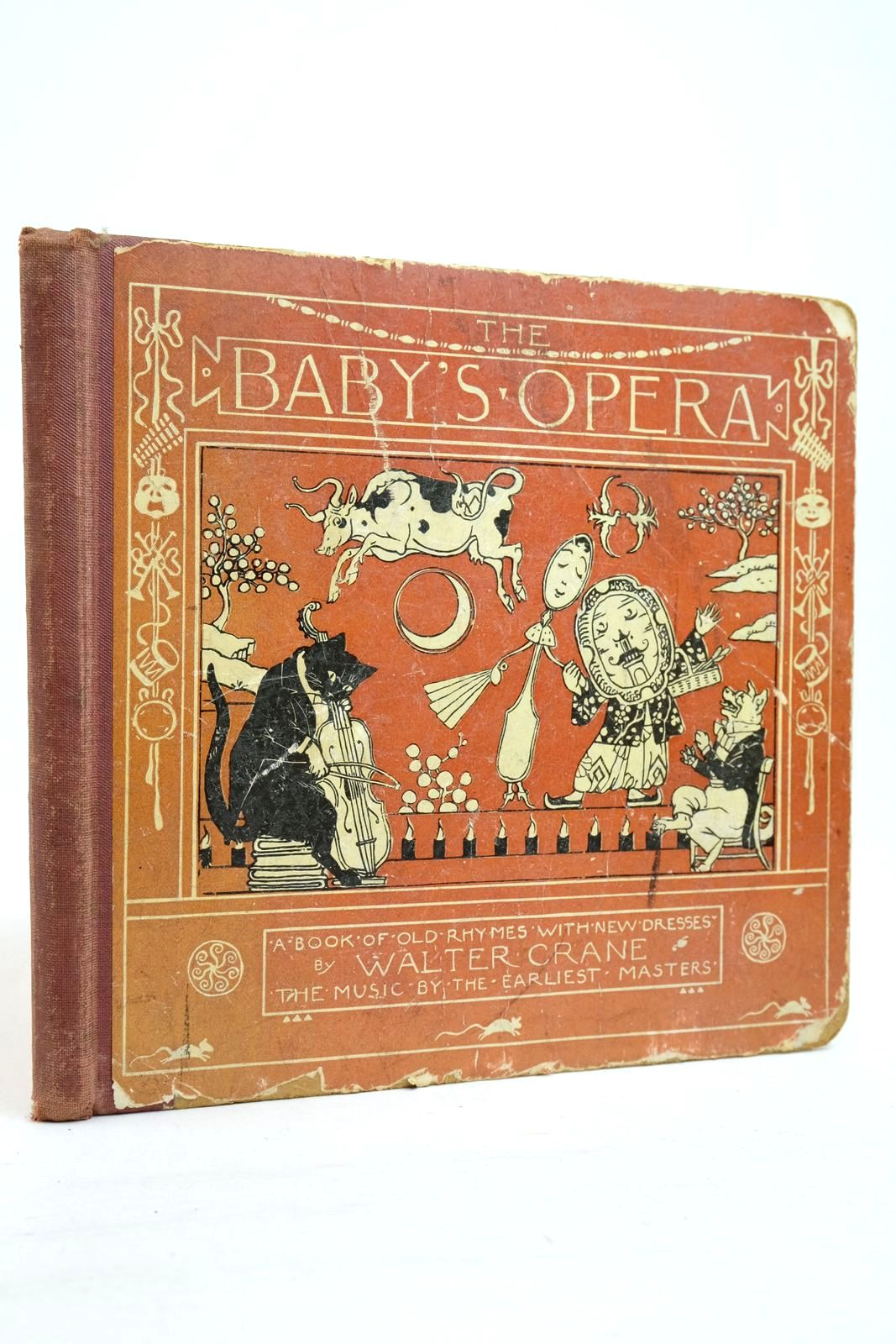 Photo of THE BABY'S OPERA written by Crane, Walter illustrated by Crane, Walter published by Frederick Warne & Co Ltd. (STOCK CODE: 2134729)  for sale by Stella & Rose's Books
