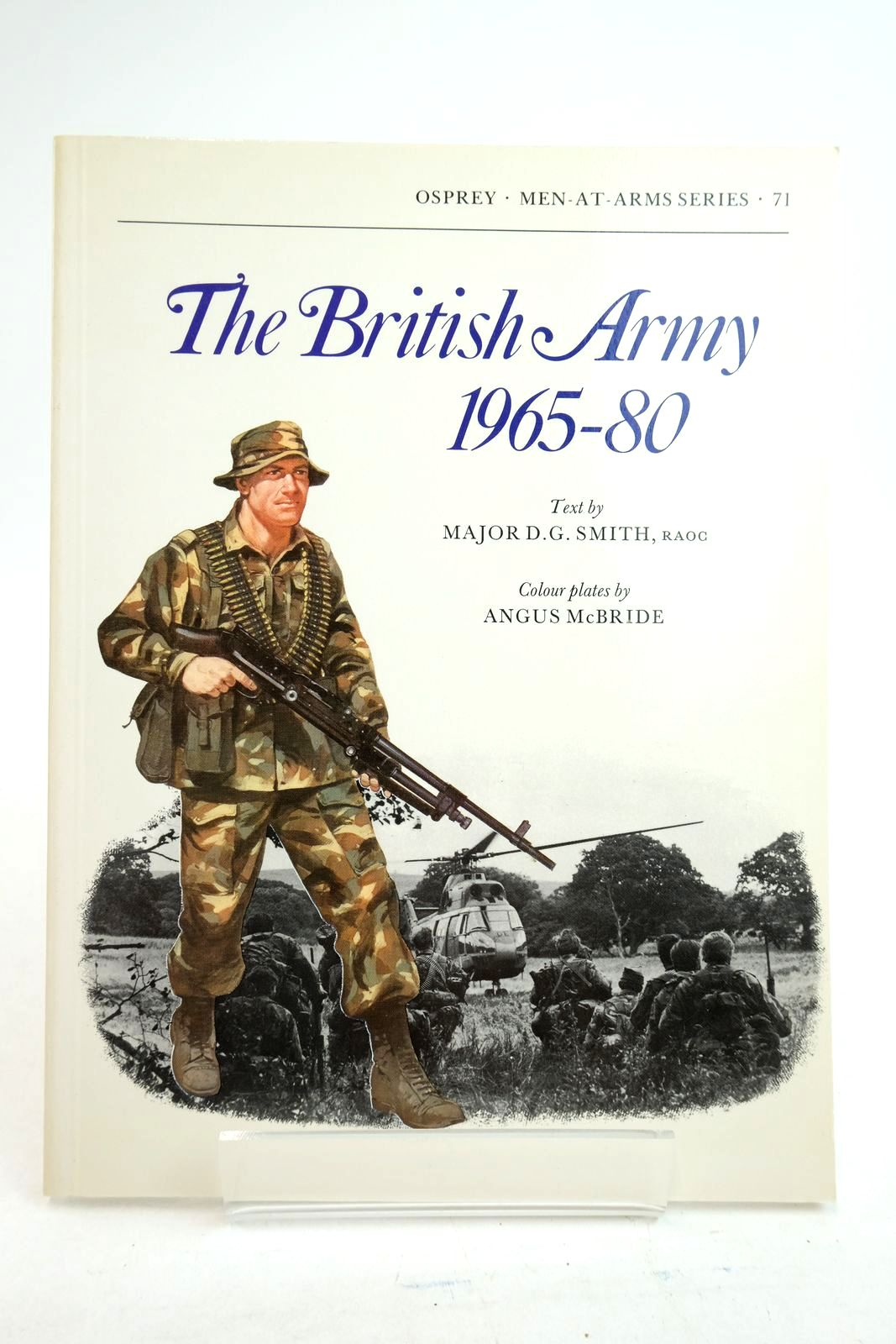 Photo of THE BRITISH ARMY 1965-80 COMBAT AND SERVICE DRESS (MEN-AT-ARMS)- Stock Number: 2134732
