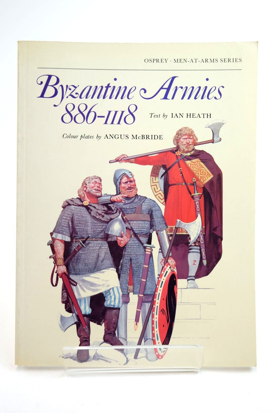 Photo of BYZANTINE ARMIES 886-1118 (MEN-AT-ARMS)- Stock Number: 2134740