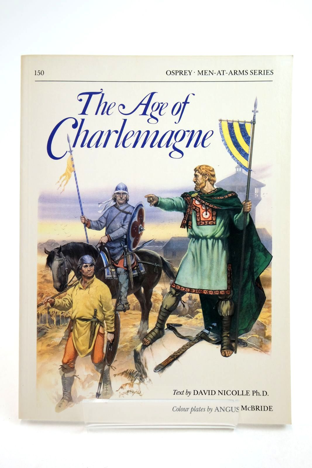 Photo of THE AGE OF CHARLEMAGNE (MEN-AT-ARMS)- Stock Number: 2134745