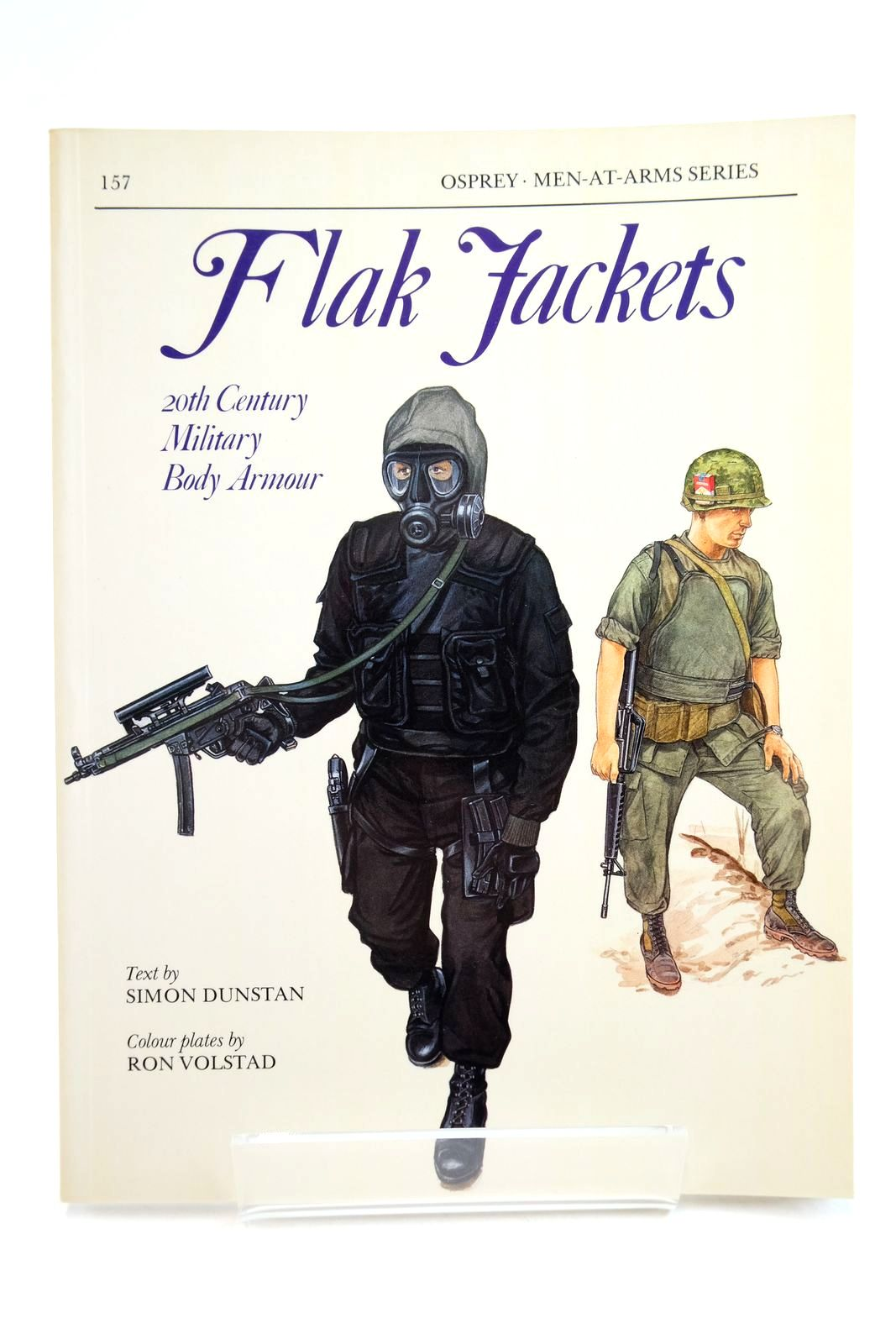 Photo of FLAK JACKETS: 20TH CENTURY MILITARY BODY ARMOUR (MEN-AT-ARMS)- Stock Number: 2134748
