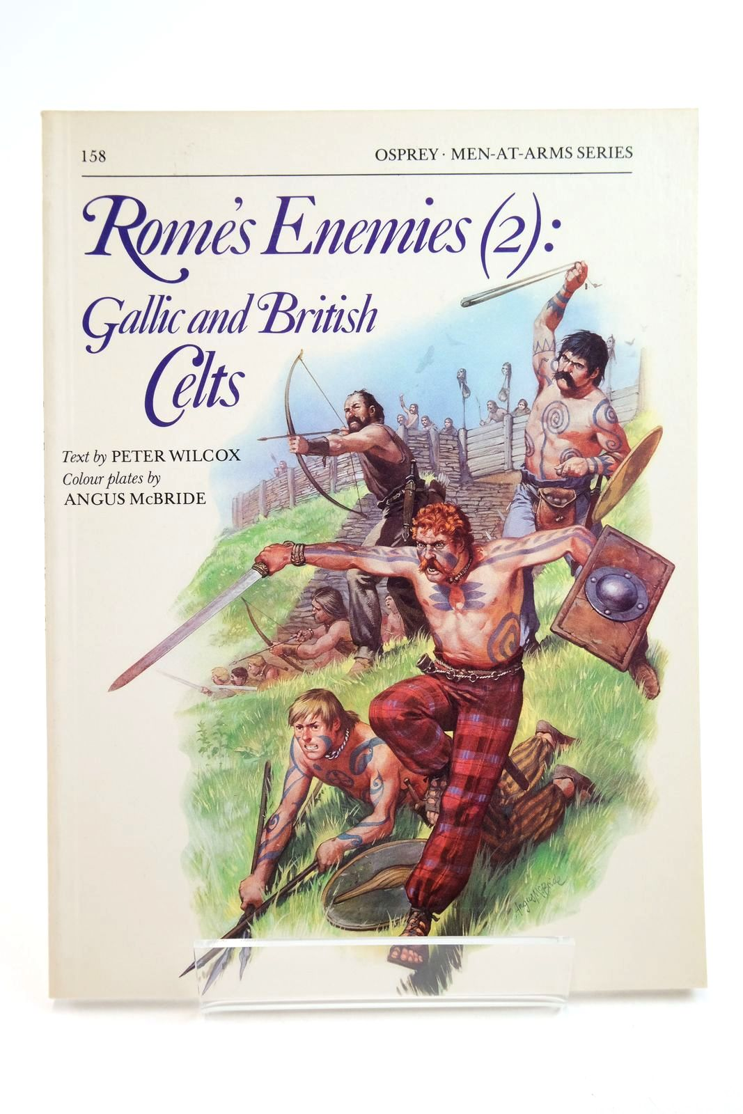 Photo of ROME'S ENEMIES (2): GALLIC AND BRITISH CELTS (MEN-AT-ARMS)- Stock Number: 2134750