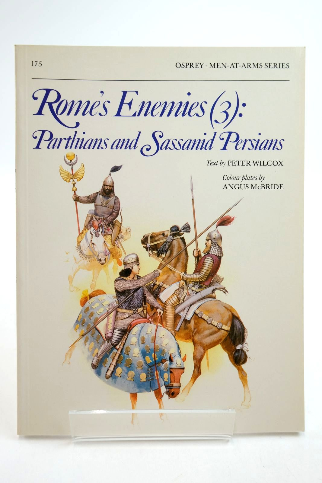 Photo of ROME'S ENEMIES (3): PARTHIANS AND SASSANID PERSIANS (MEN-AT-ARMS)- Stock Number: 2134754
