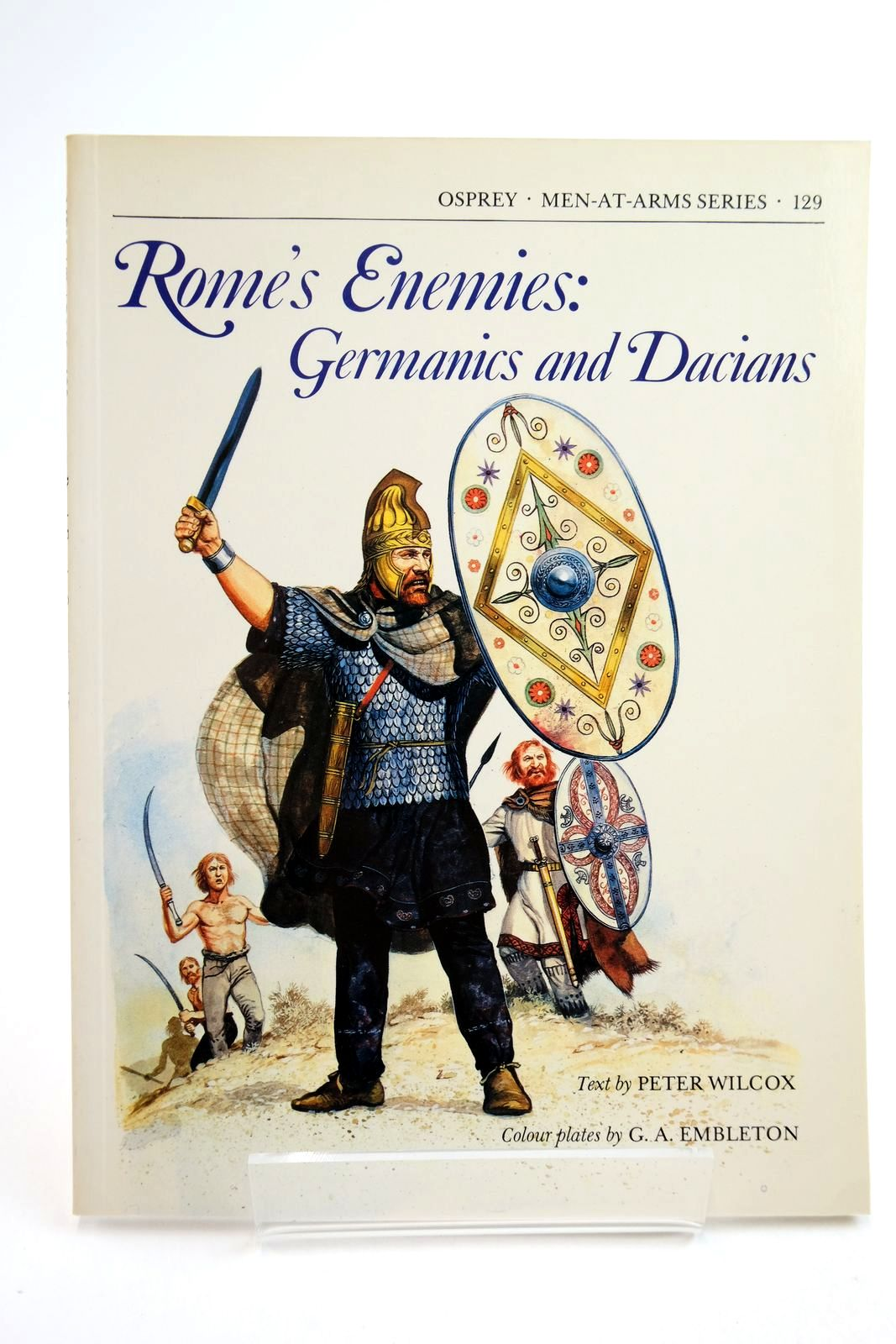 Photo of ROME'S ENEMIES: GERMANICS AND DACIANS (MEN-AT-ARMS)- Stock Number: 2134757