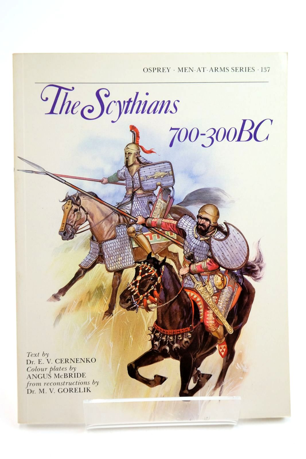 Photo of THE SCYTHIANS 700-300 BC (MEN-AT-ARMS)- Stock Number: 2134758