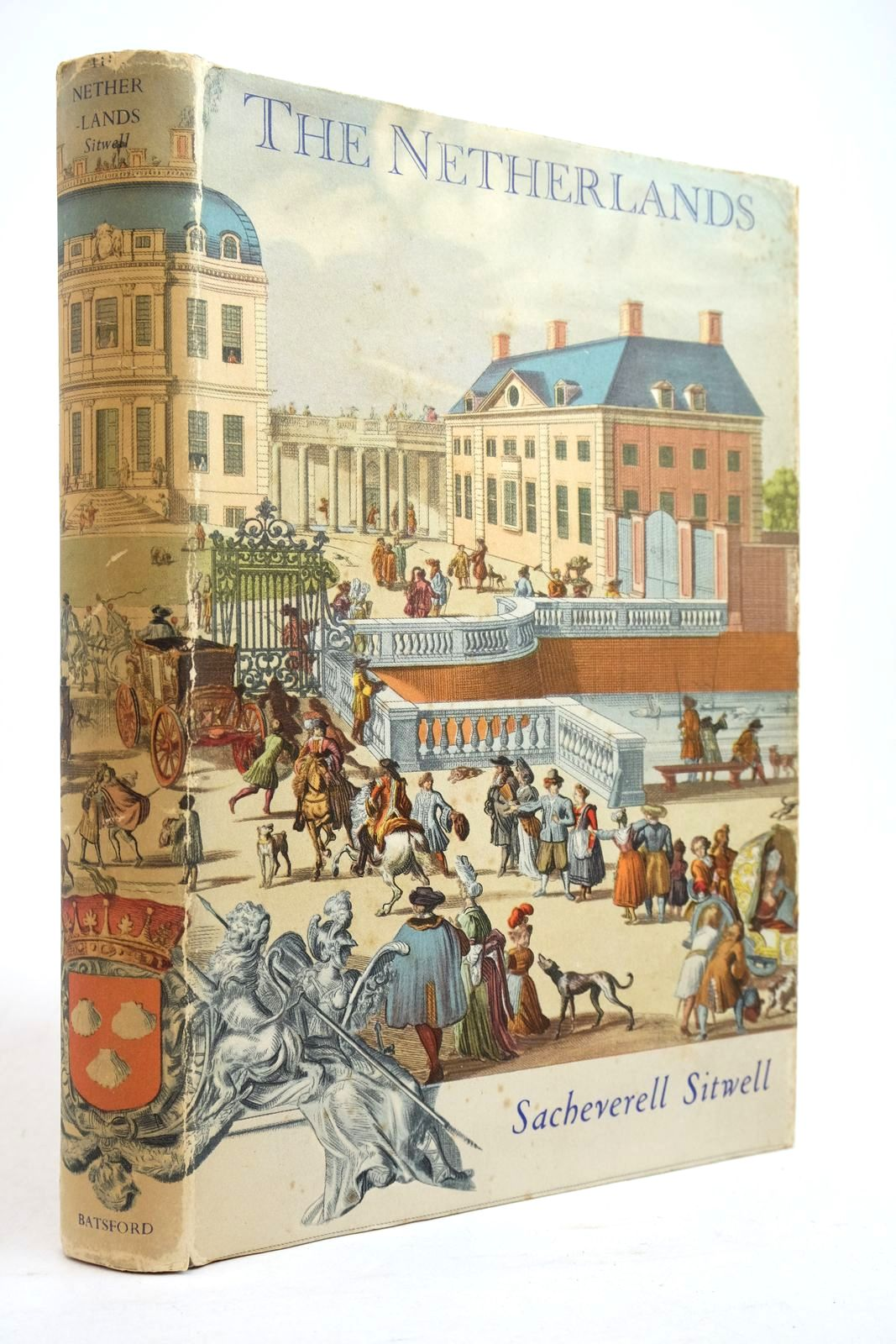 Photo of THE NETHERLANDS written by Sitwell, Sacheverell published by B.T. Batsford Ltd. (STOCK CODE: 2134765)  for sale by Stella & Rose's Books