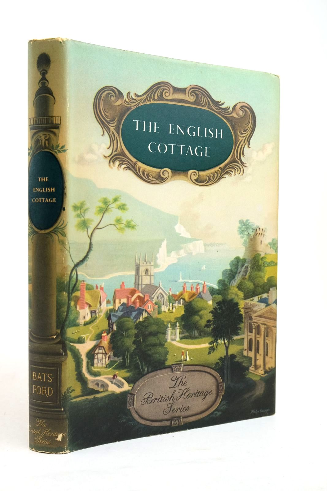 Photo of THE ENGLISH COTTAGE written by Batsford, Harry Fry, Charles published by B.T. Batsford Ltd. (STOCK CODE: 2134768)  for sale by Stella & Rose's Books