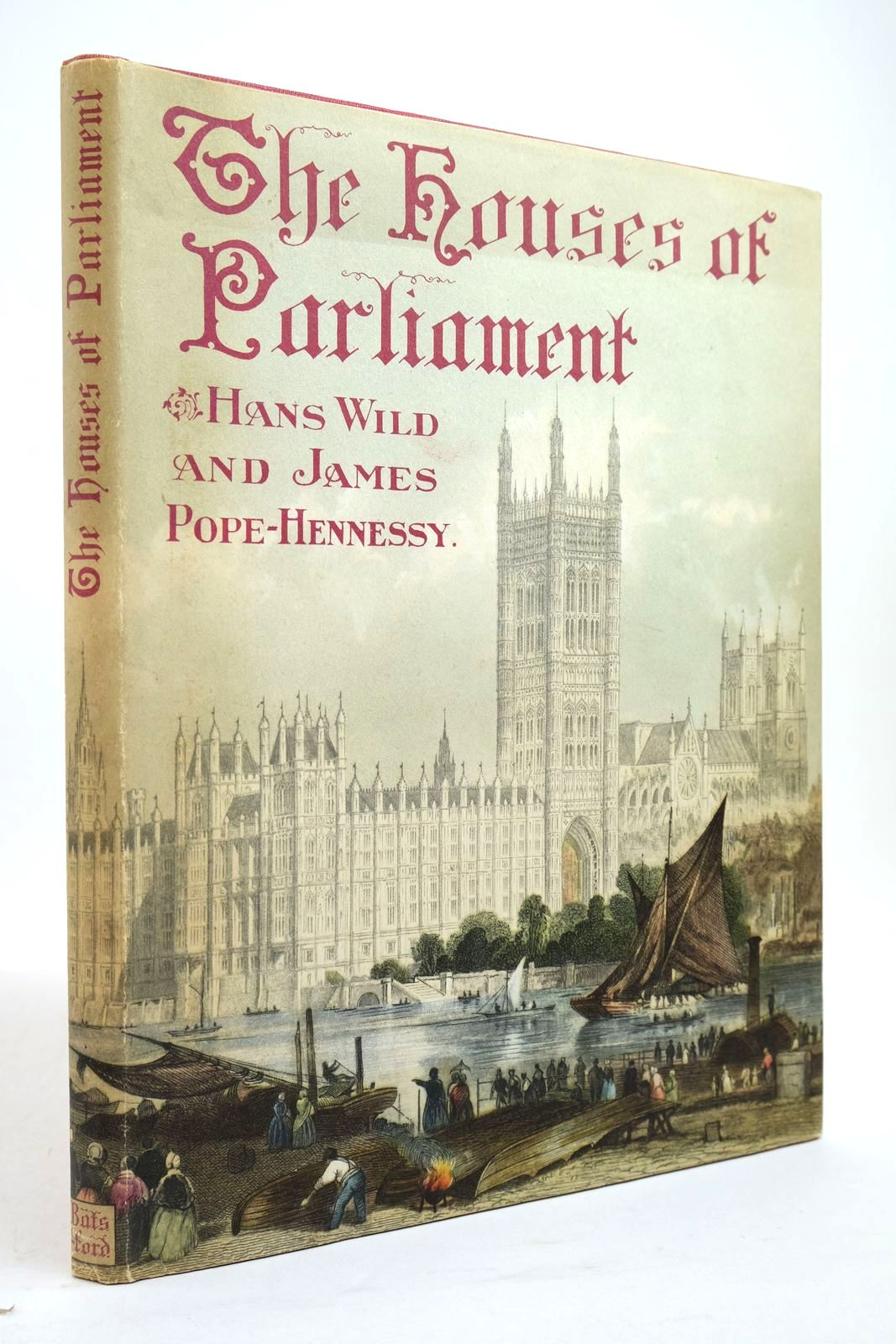 Photo of THE HOUSES OF PARLIAMENT- Stock Number: 2134772