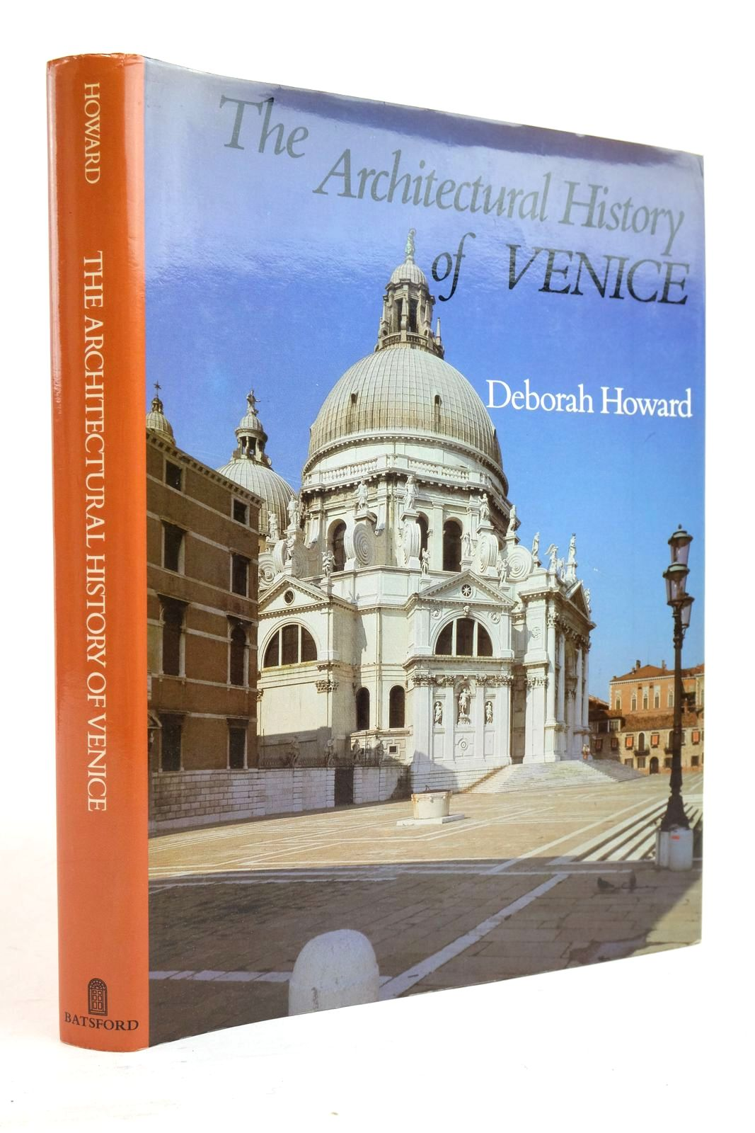 Photo of THE ARCHITECTURAL HISTORY OF VENICE written by Howard, Deborah published by B.T. Batsford Ltd. (STOCK CODE: 2134773)  for sale by Stella & Rose's Books