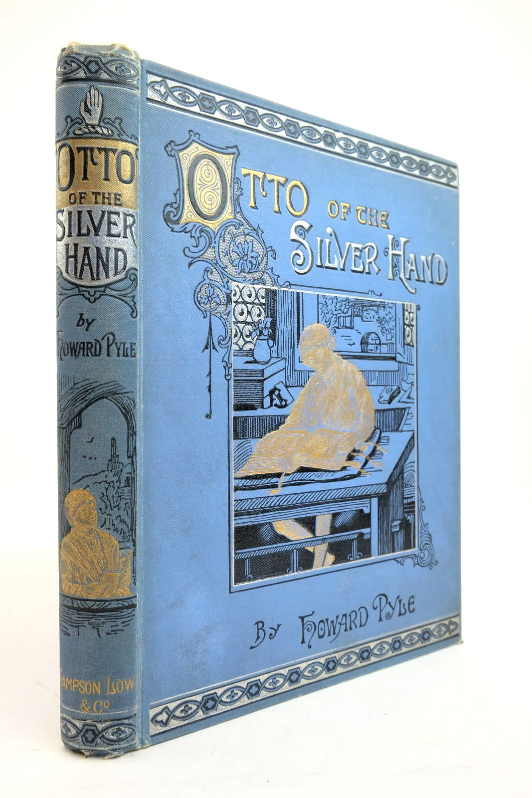Photo of OTTO OF THE SILVER HAND- Stock Number: 2134782