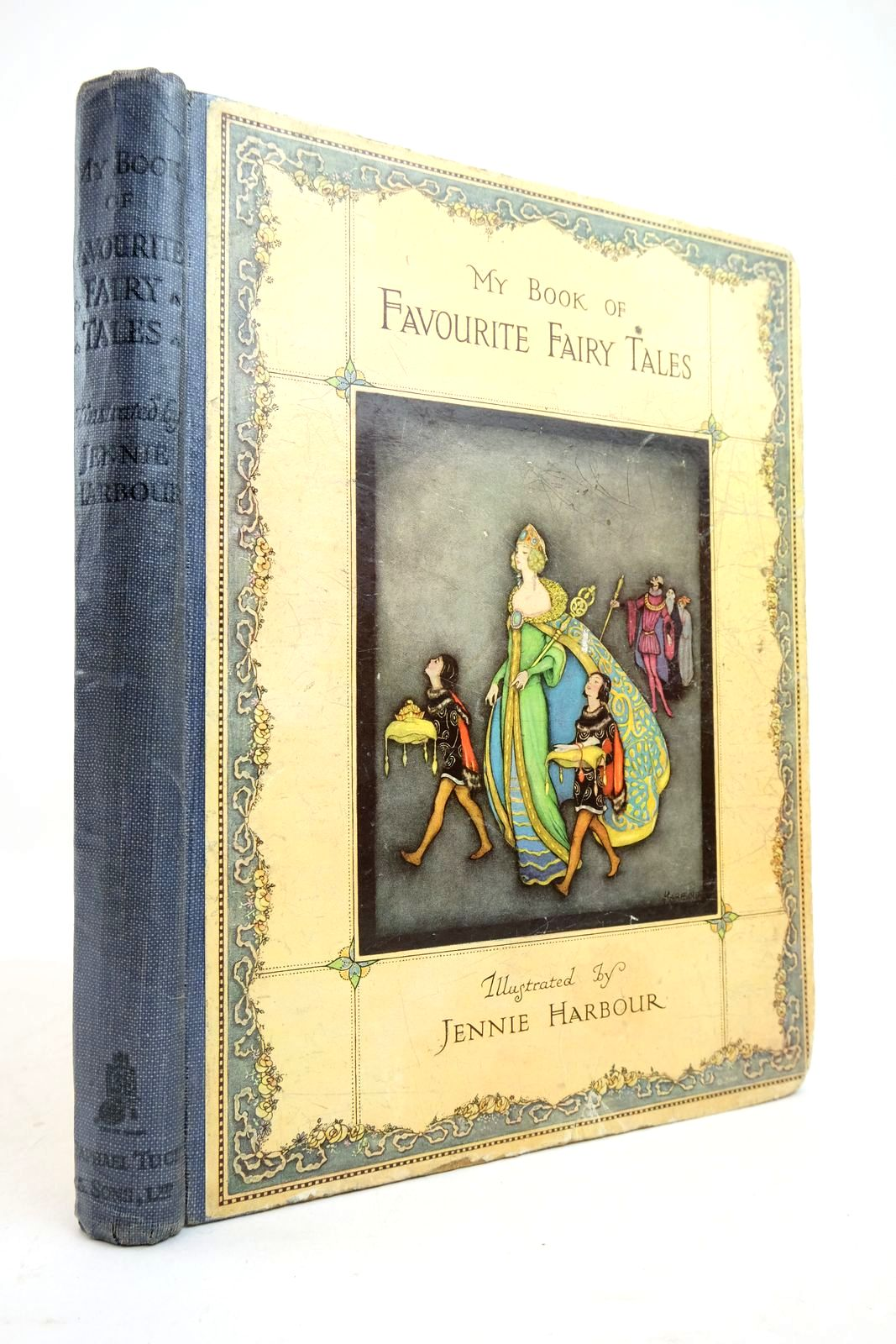 Photo of MY BOOK OF FAVOURITE FAIRY TALES- Stock Number: 2134783