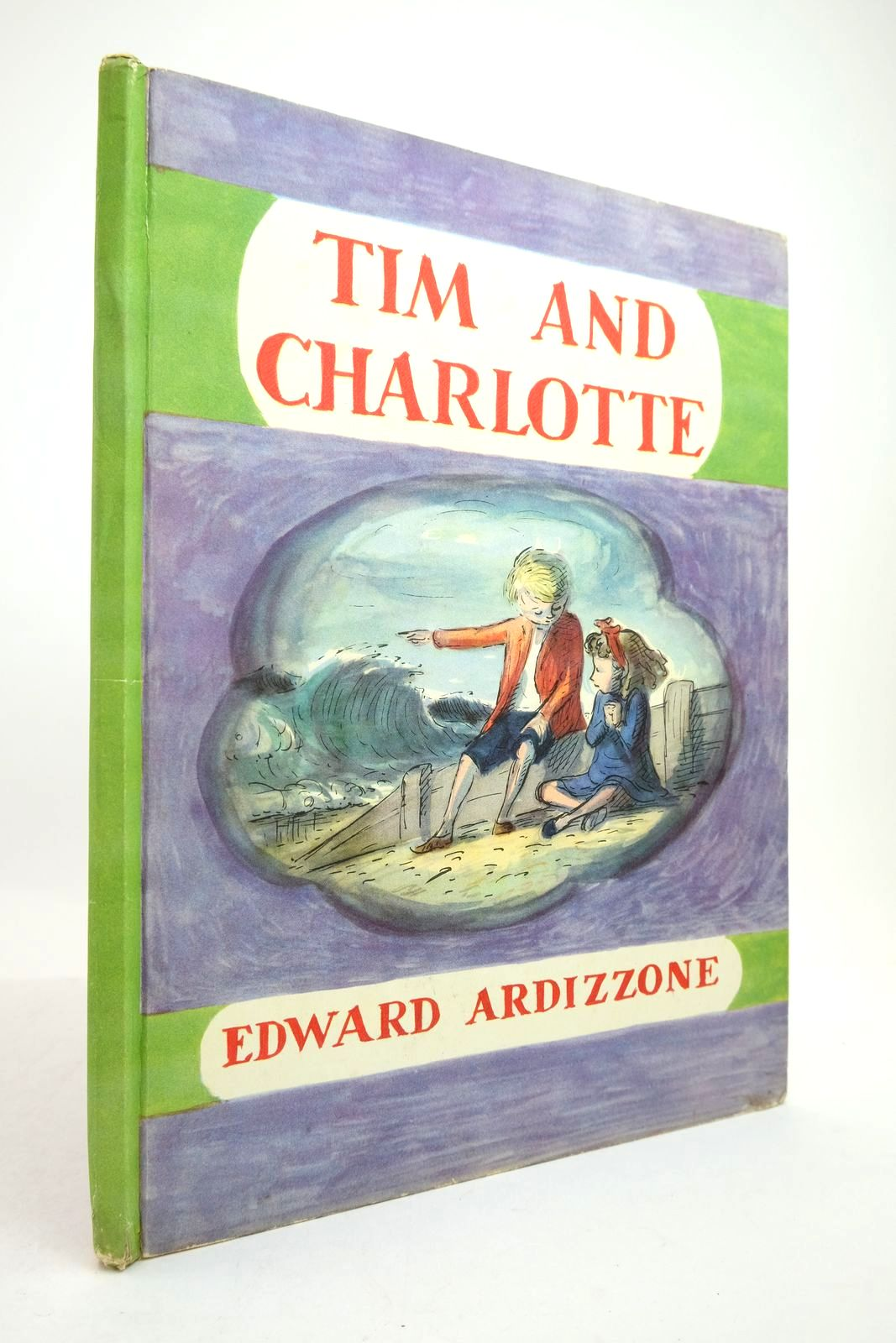 Photo of TIM AND CHARLOTTE written by Ardizzone, Edward illustrated by Ardizzone, Edward published by Oxford University Press (STOCK CODE: 2134784)  for sale by Stella & Rose's Books