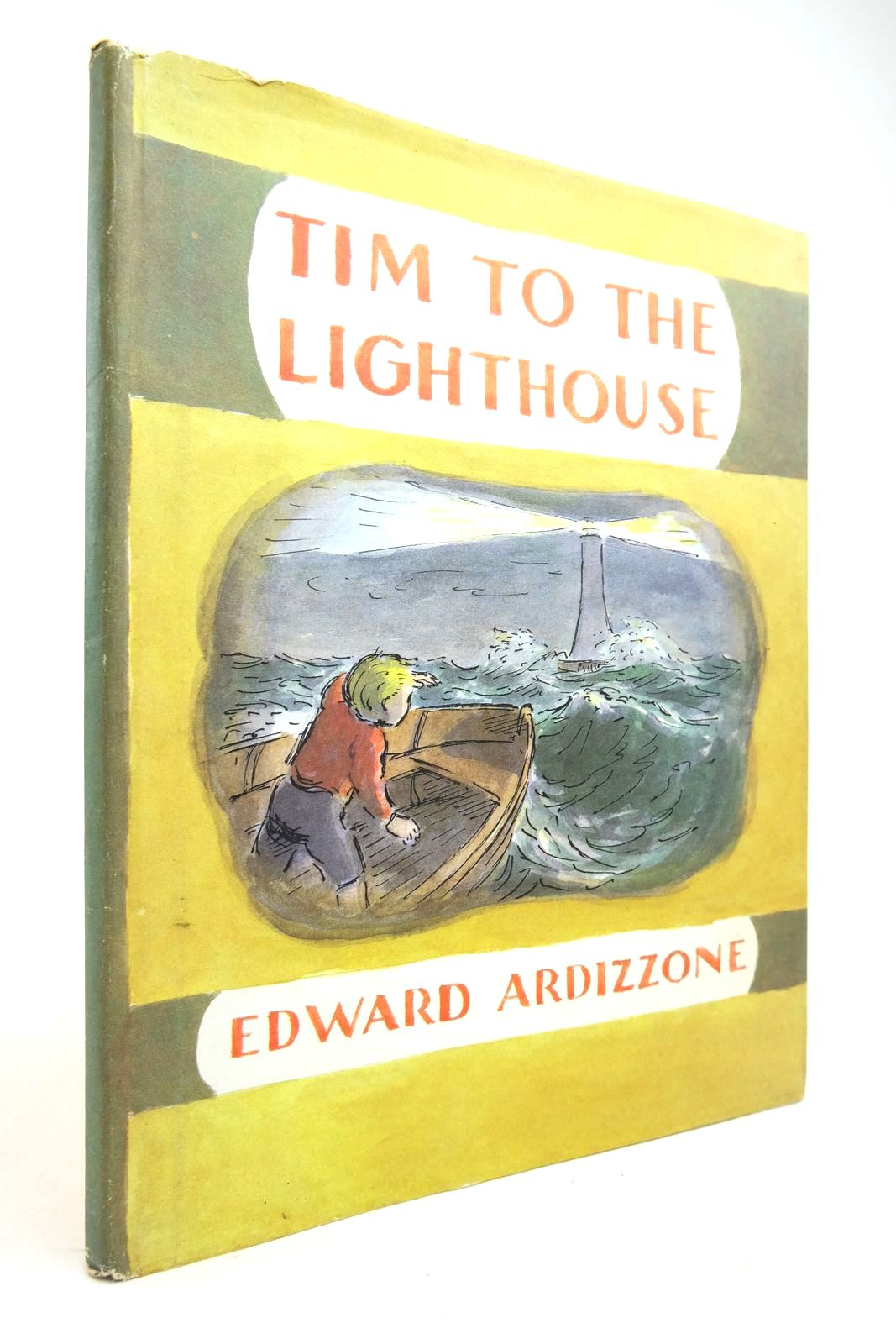 Photo of TIM TO THE LIGHTHOUSE written by Ardizzone, Edward illustrated by Ardizzone, Edward published by Oxford University Press (STOCK CODE: 2134785)  for sale by Stella & Rose's Books