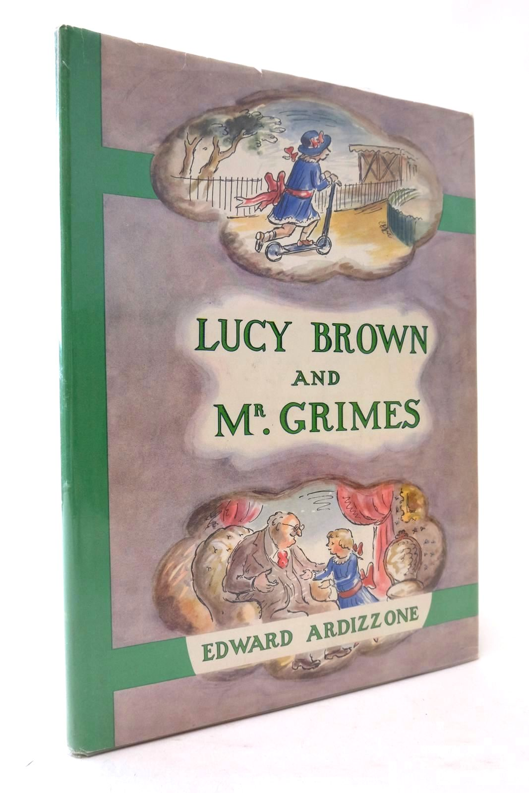 Photo of LUCY BROWN AND MR. GRIMES written by Ardizzone, Edward illustrated by Ardizzone, Edward published by Oxford University Press (STOCK CODE: 2134789)  for sale by Stella & Rose's Books