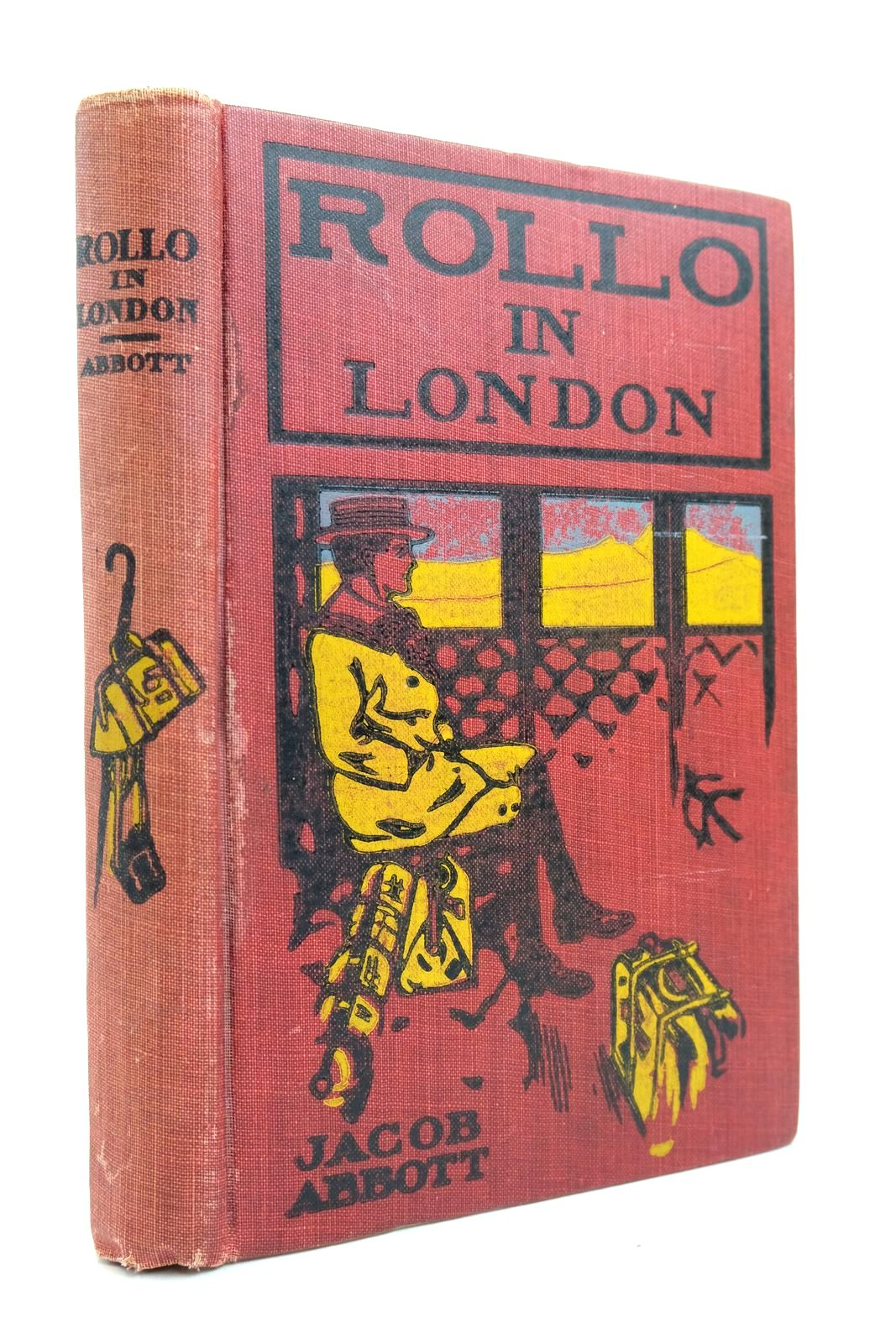 Photo of ROLLO IN LONDON- Stock Number: 2134795