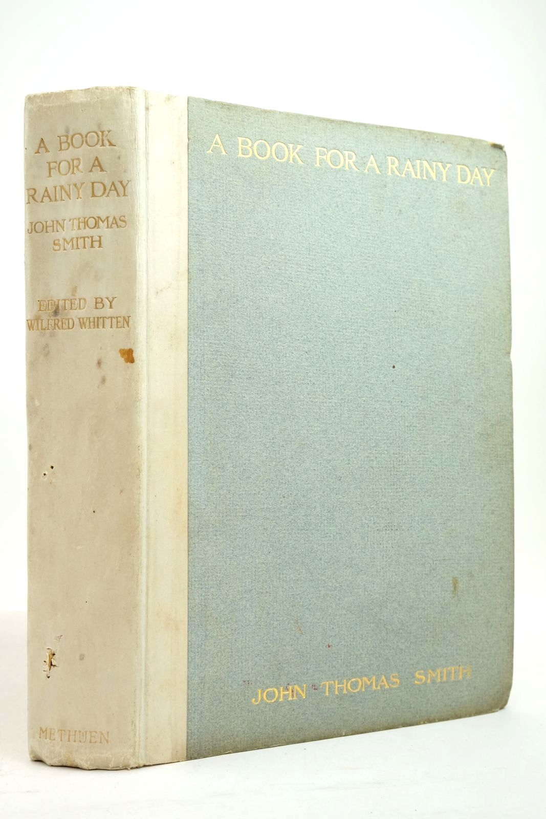 Photo of A BOOK FOR A RAINY DAY OR RECOLLECTIONS OF THE EVENTS OF THE YEARS 1766-1833- Stock Number: 2134804