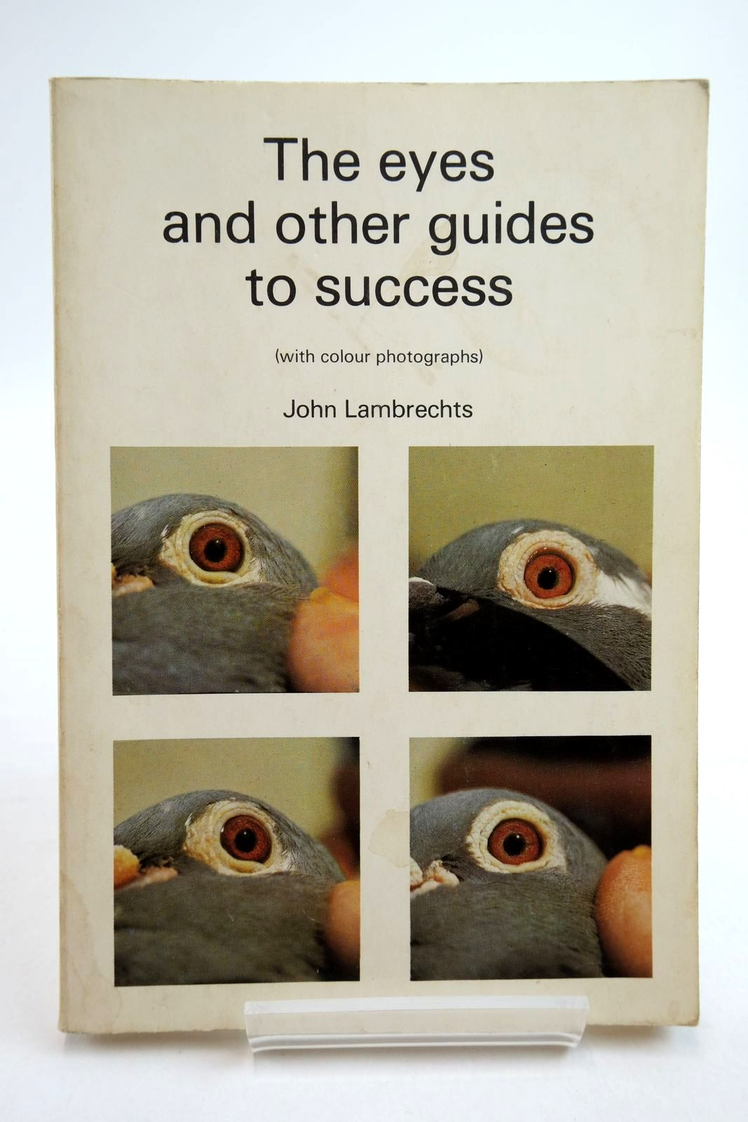 Photo of THE EYES AND OTHER GUIDES TO SUCCESS- Stock Number: 2134809