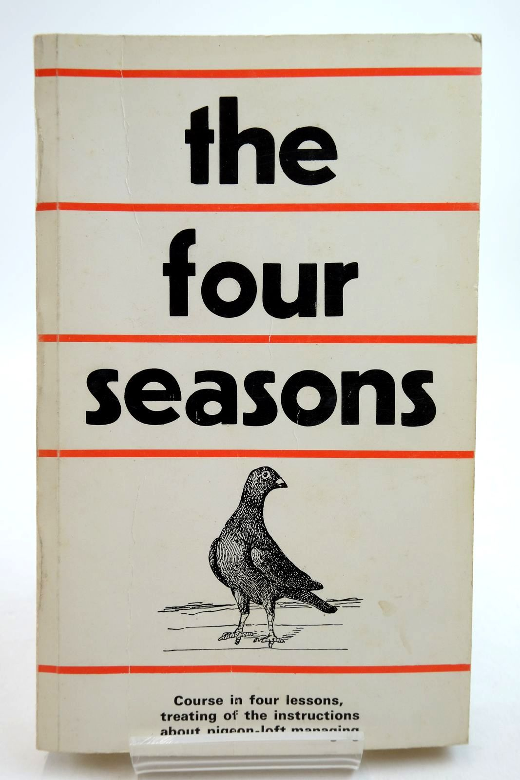 Photo of THE FOUR SAESONS REAL COURSE ABOUT PIGEONS- Stock Number: 2134810