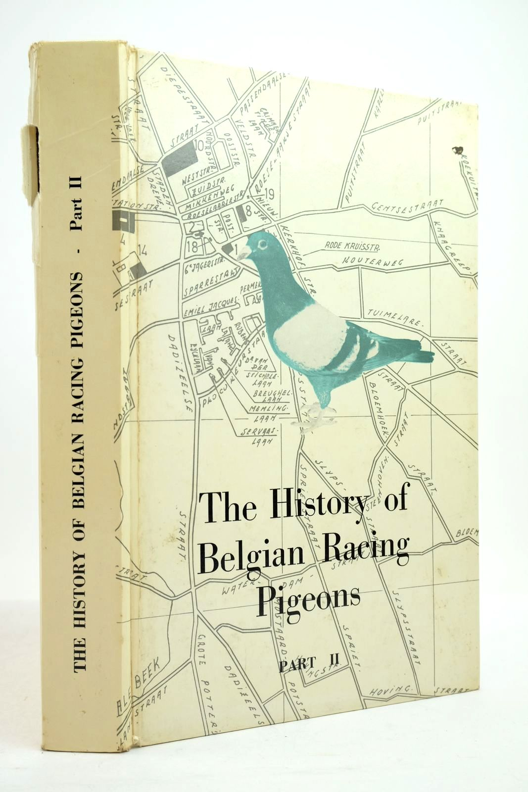 Photo of THE HISTORY OF BELGIAN RACING PIGEONS PART II- Stock Number: 2134819