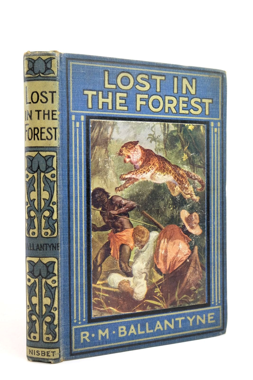 Photo of LOST IN THE FOREST- Stock Number: 2134835
