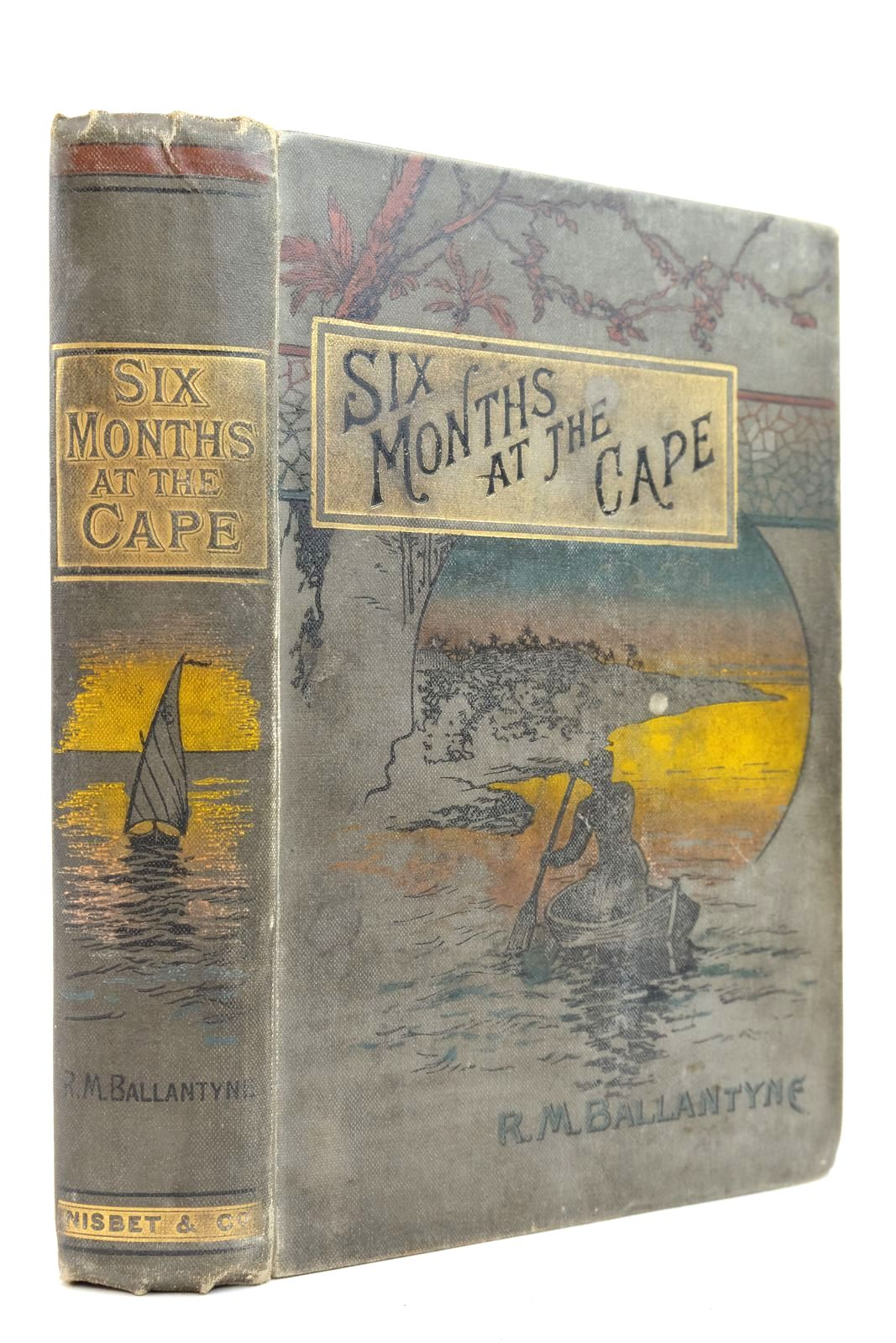 Photo of SIX MONTHS AT THE CAPE OR LETTERS TO PERIWINKLE FROM SOUTH AFRICA- Stock Number: 2134844