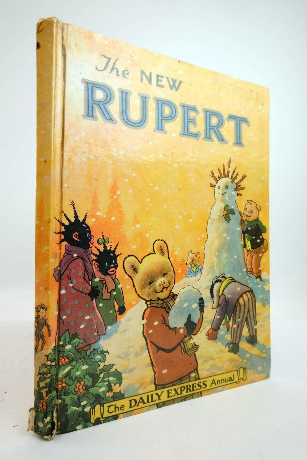 Photo of RUPERT ANNUAL 1954 - THE NEW RUPERT- Stock Number: 2134856