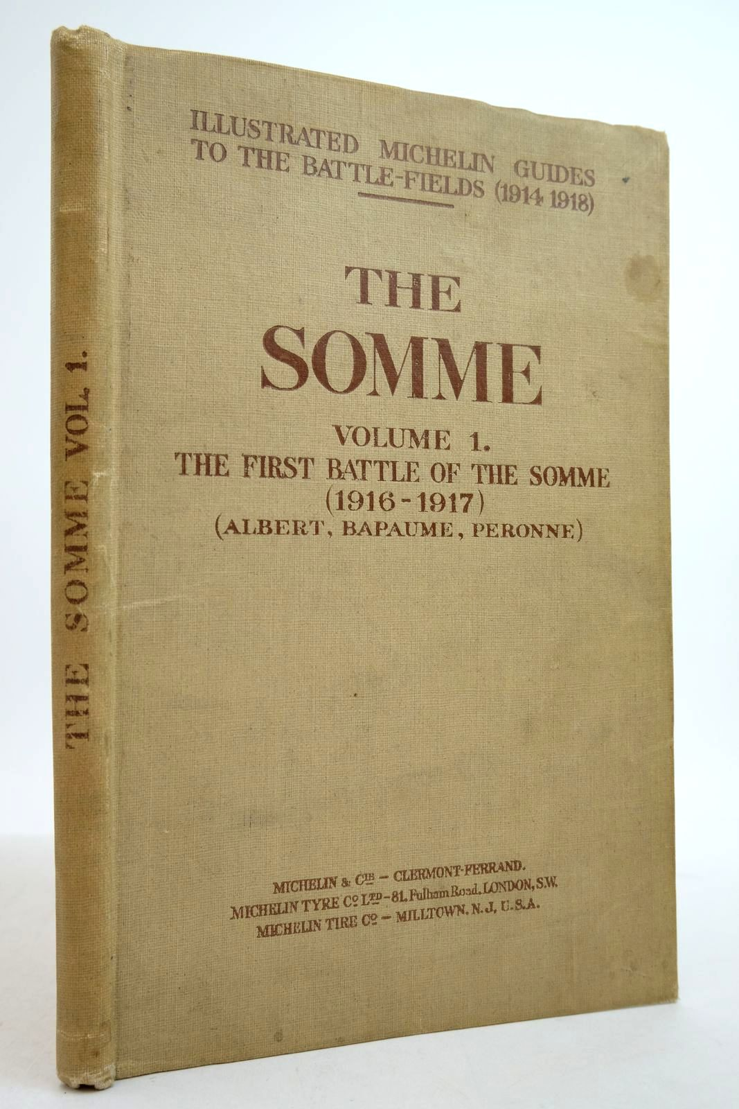 Photo of THE SOMME VOLUME I- Stock Number: 2134864