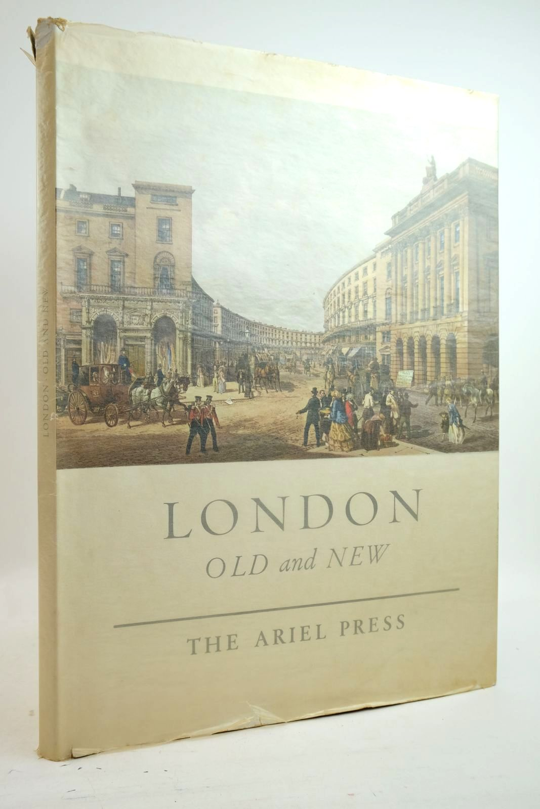 Photo of LONDON OLD AND NEW- Stock Number: 2134871