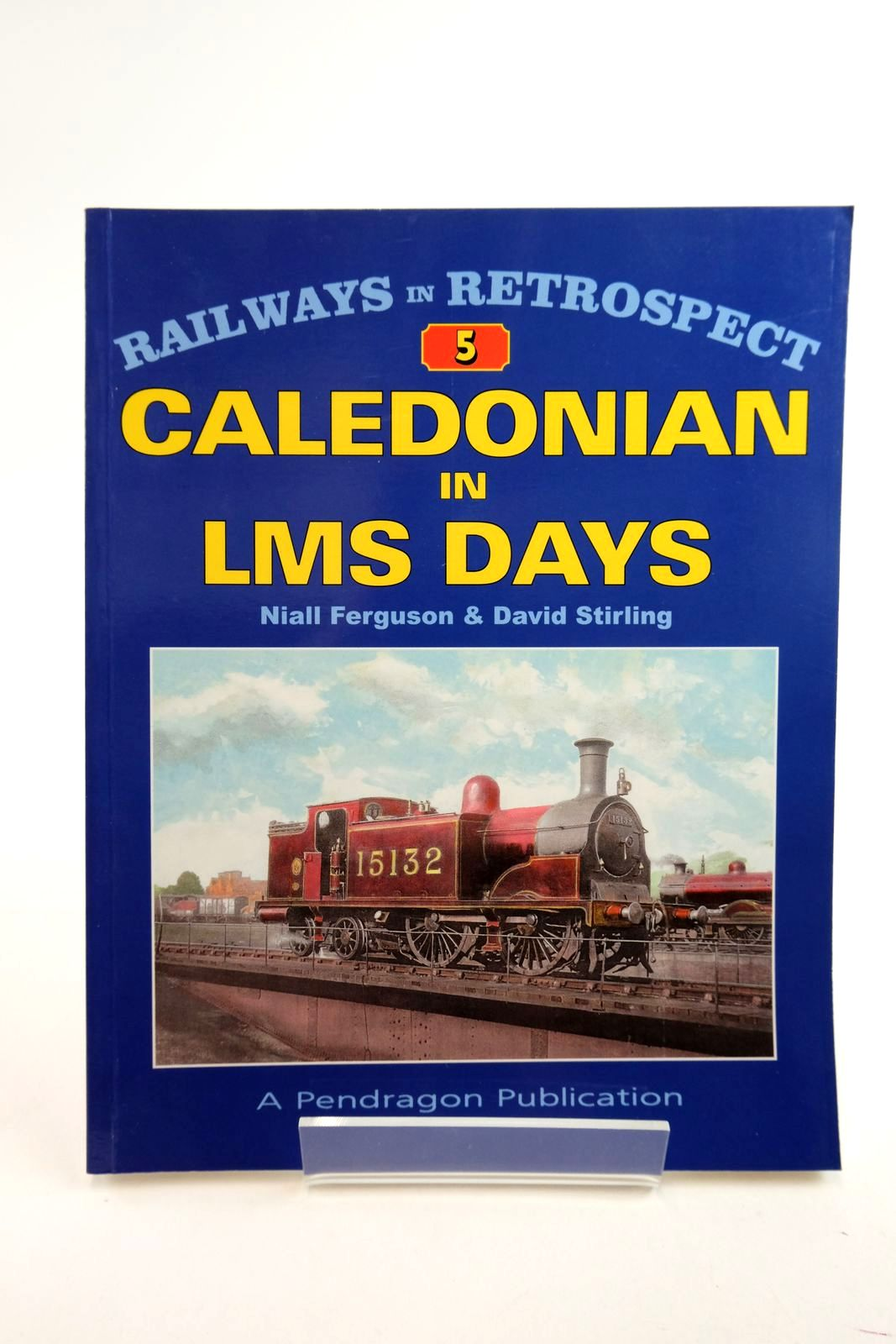 Photo of CALEDONIAN IN LMS DAYS- Stock Number: 2134872