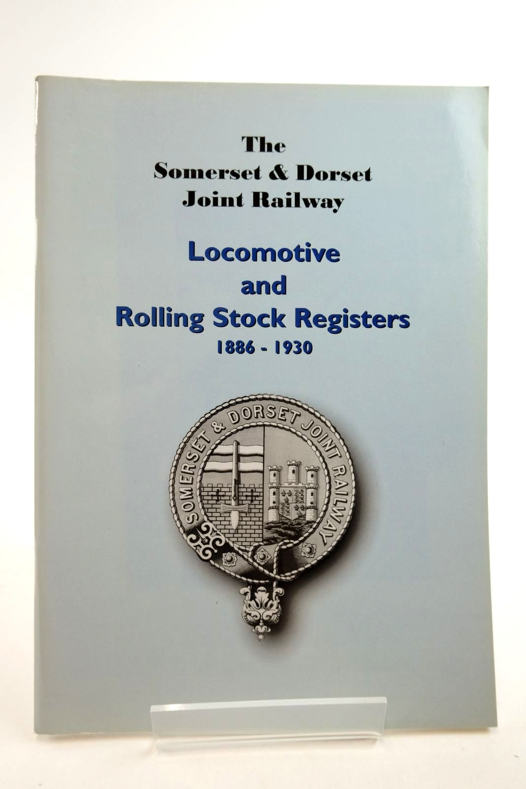 Photo of THE SOMERSET AND DORSET JOINT RAILWAY: LOCOMOTIVE AND ROLLING STOCK REGISTERS 1886-1930- Stock Number: 2134876