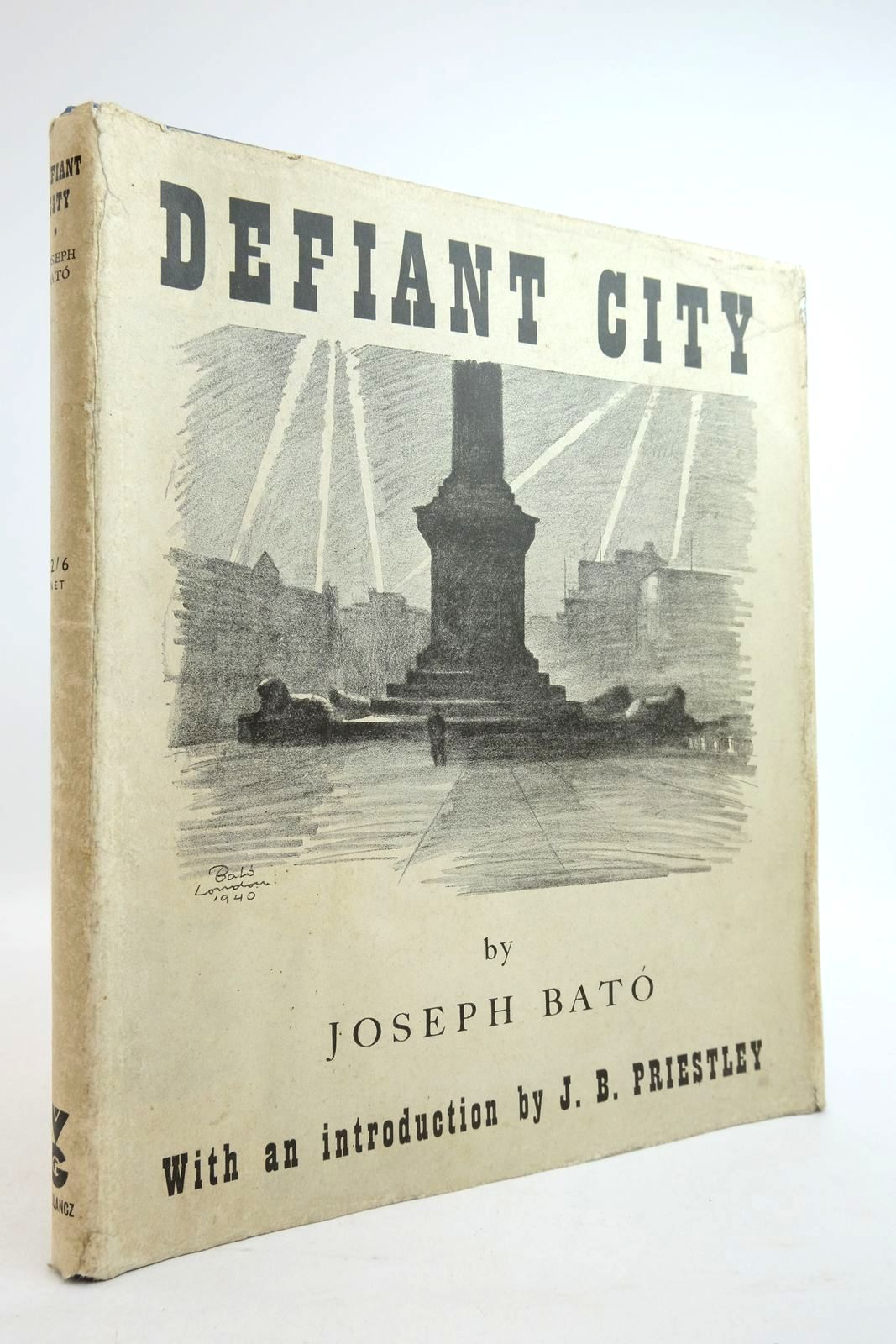 Photo of DEFIANT CITY written by Bato, Jospeh illustrated by Priestley, J.B. published by Victor Gollancz Ltd. (STOCK CODE: 2134878)  for sale by Stella & Rose's Books