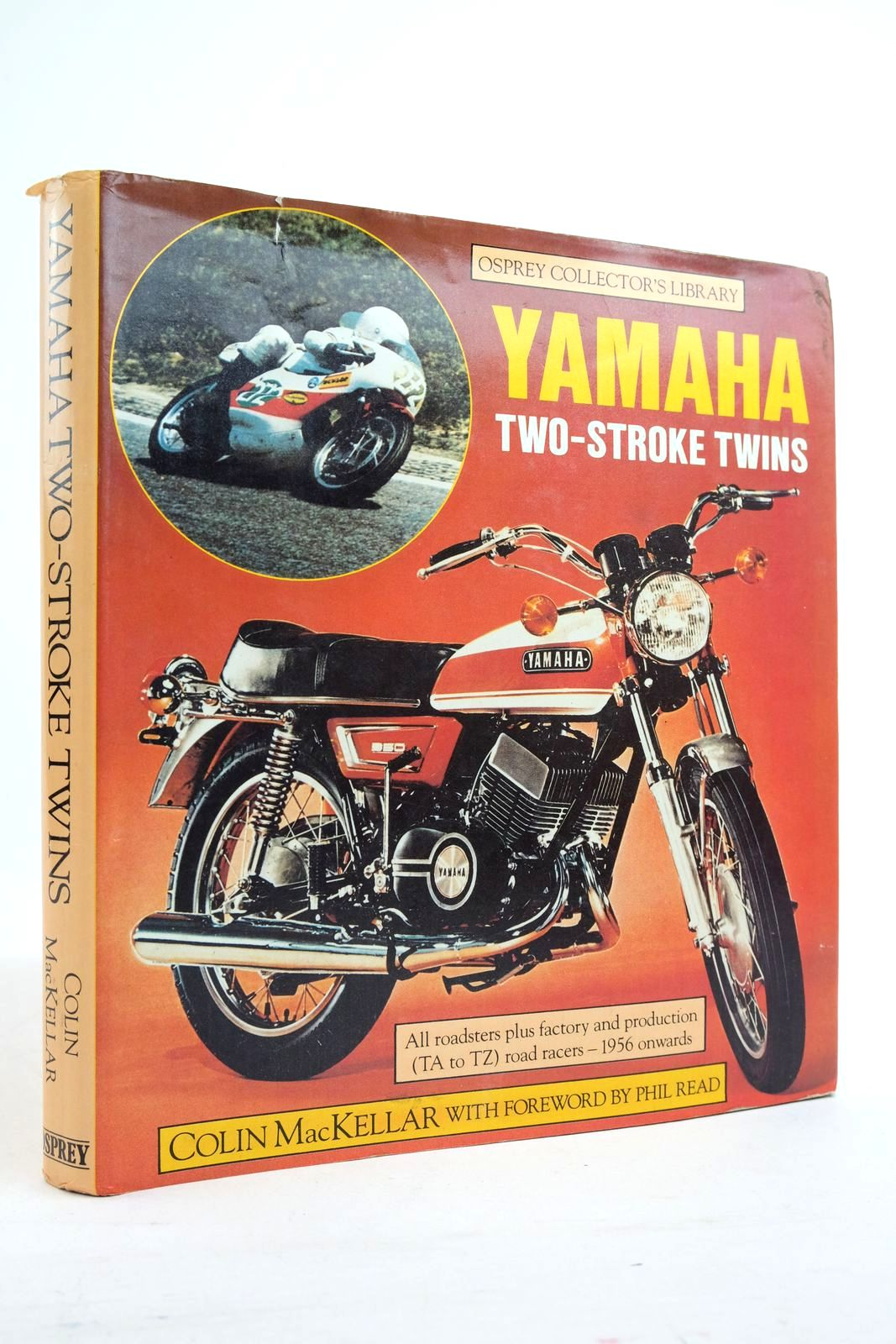 Photo of YAMAHA TWO-STROKE TWINS written by MacKellar, Colin published by Osprey Publishing (STOCK CODE: 2134884)  for sale by Stella & Rose's Books