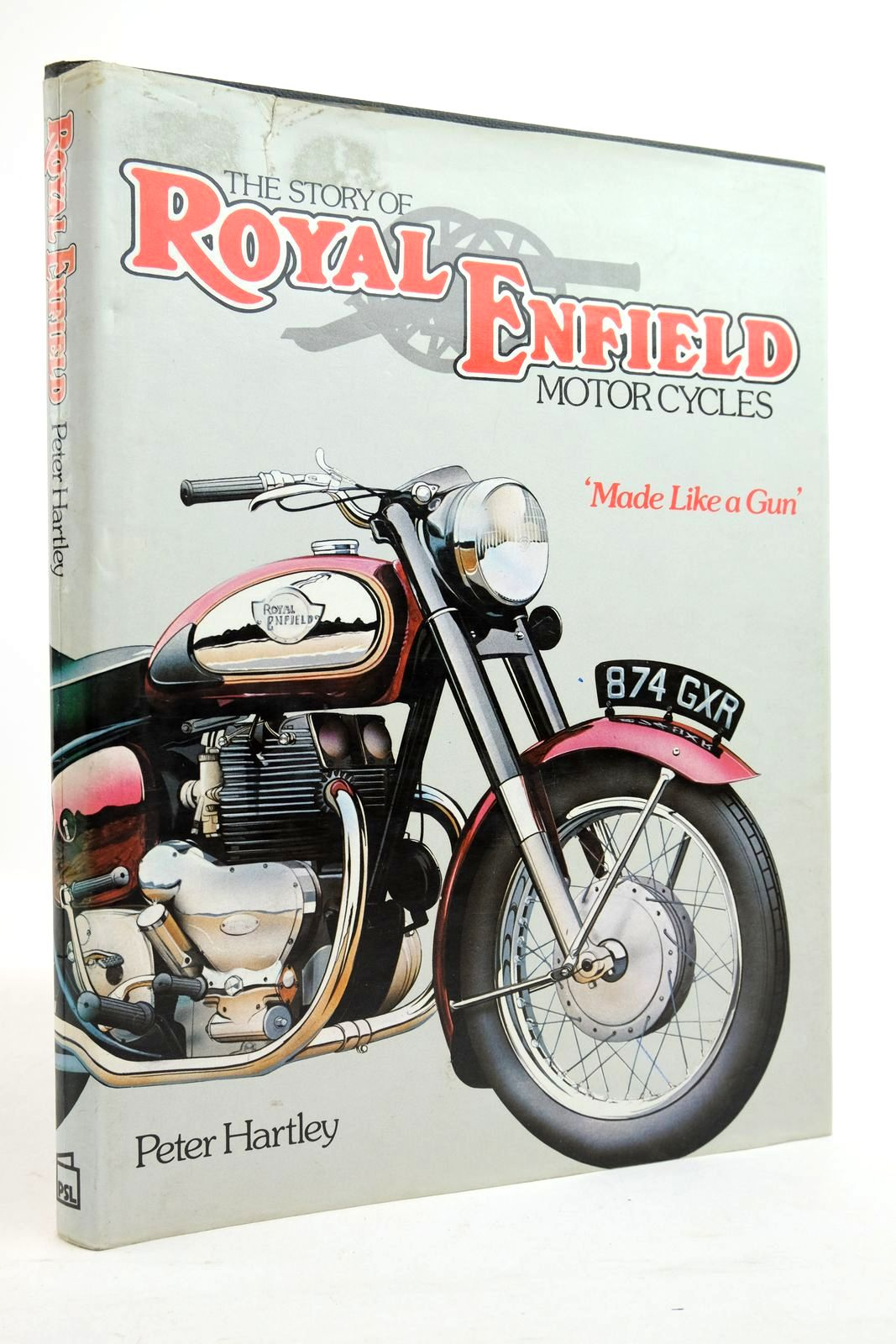 Photo of THE STORY OF ROYAL ENFIELD MOTOR CYCLES written by Hartley, Peter published by Patrick Stephens (STOCK CODE: 2134885)  for sale by Stella & Rose's Books
