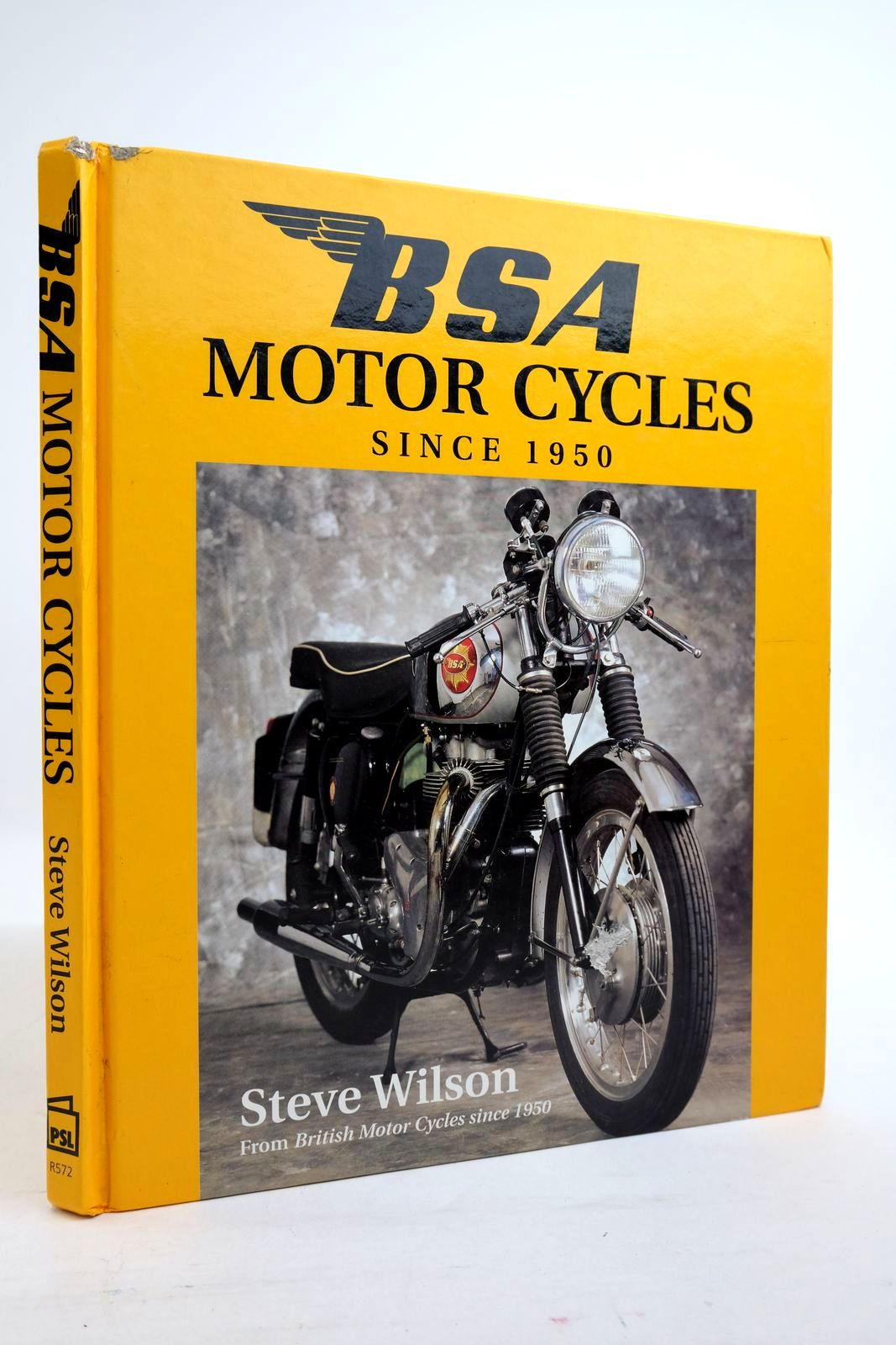 Photo of BSA MOTORCYCLES SINCE 1950- Stock Number: 2134889