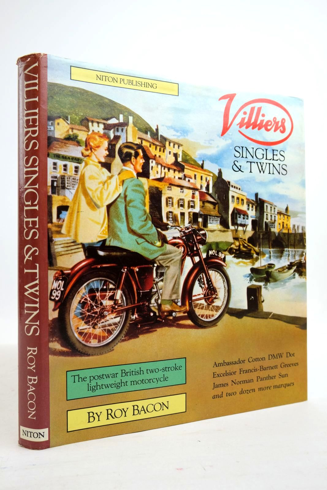 Photo of VILLIERS SINGLES & TWINS written by Bacon, Roy published by Niton Publishing (STOCK CODE: 2134892)  for sale by Stella & Rose's Books