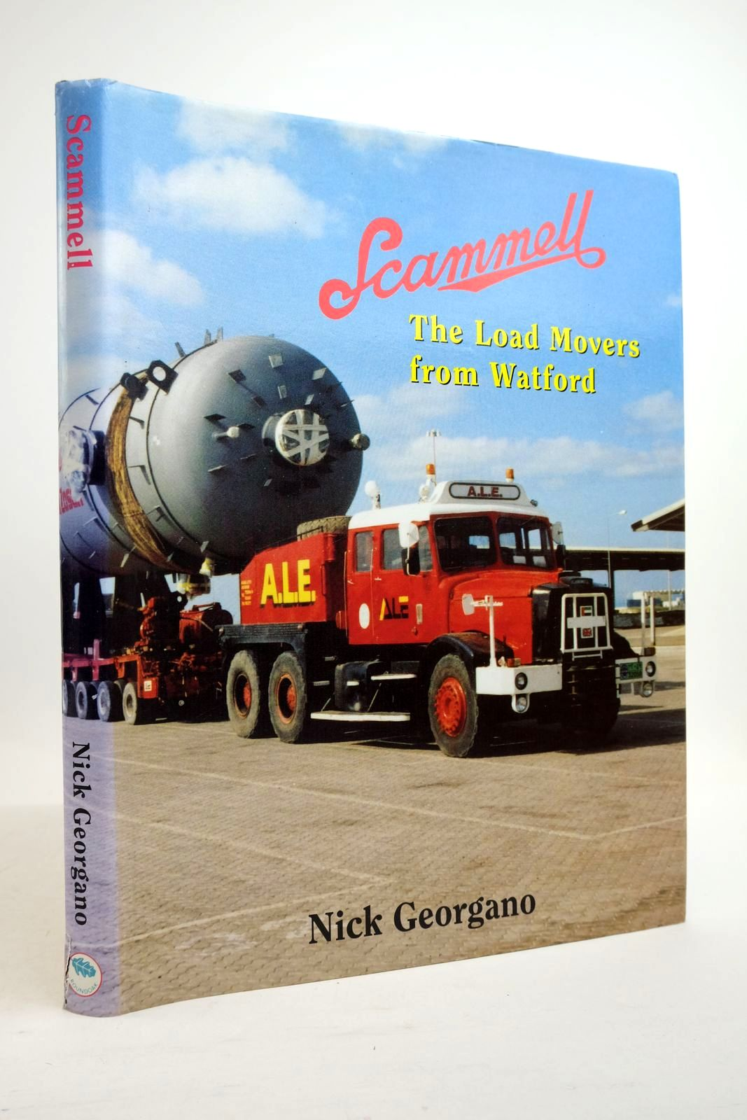 Photo of SCAMMELL: THE LOAD MOVERS FROM WATFORD- Stock Number: 2134895