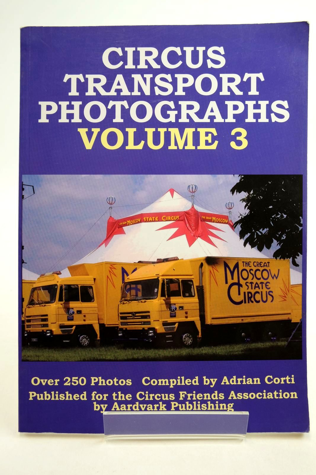 Photo of CIRCUS TRANSPORT PHOTOGRAPHS VOLUME 3- Stock Number: 2134898