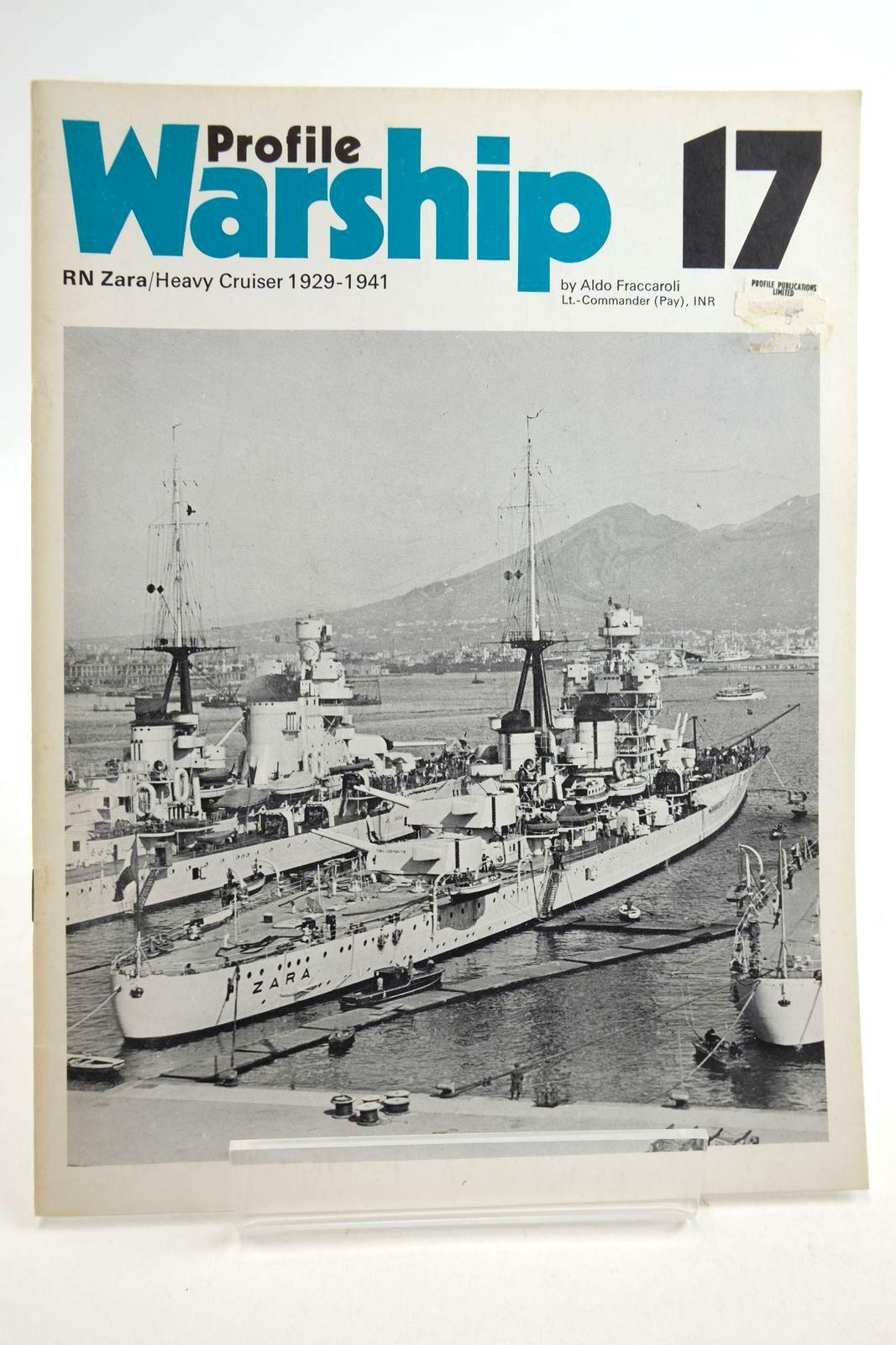 Photo of PROFILE WARSHIP 17: RN ZARA/HEAVY CRUISER 1929-1941- Stock Number: 2134907