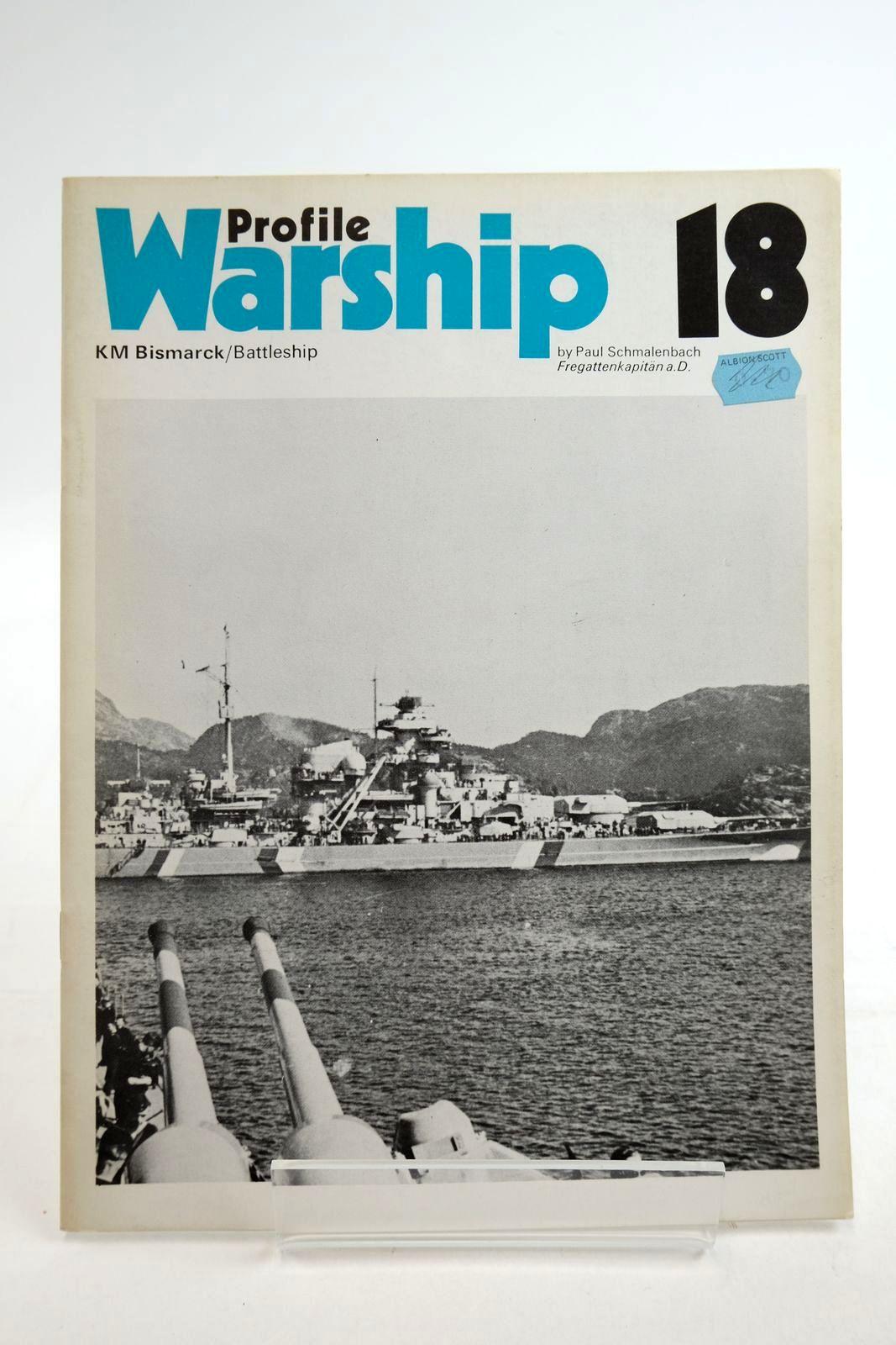 Photo of PROFILE WARSHIP 18: KM BISMARCK/BATTLESHIP- Stock Number: 2134908