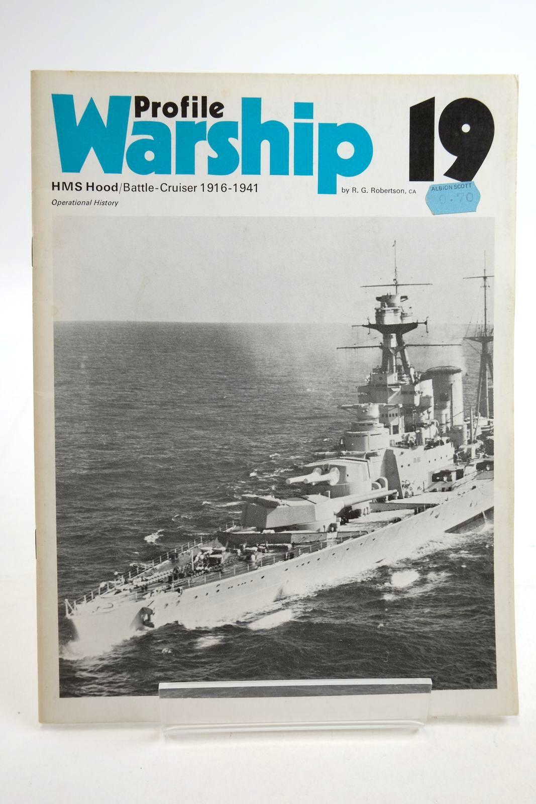Photo of PROFILE WARSHIP 19: HMS HOOD/BATTLE-CRUISER 1916-1941- Stock Number: 2134909