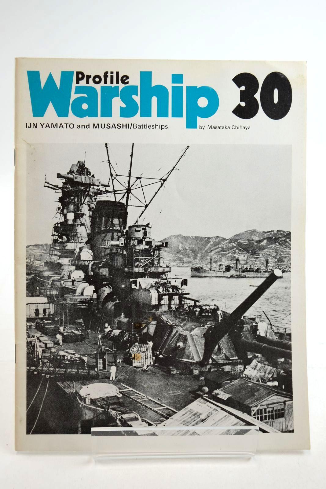 Photo of PROFILE WARSHIP 30: IJN YAMATO AND MUSASHI/BATTLESHIPS- Stock Number: 2134910
